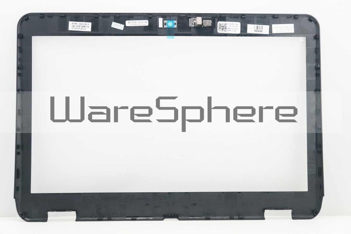 LCD Front Bezel for DELL Inspiron 14R N4110 2PVR6 Black Switchable