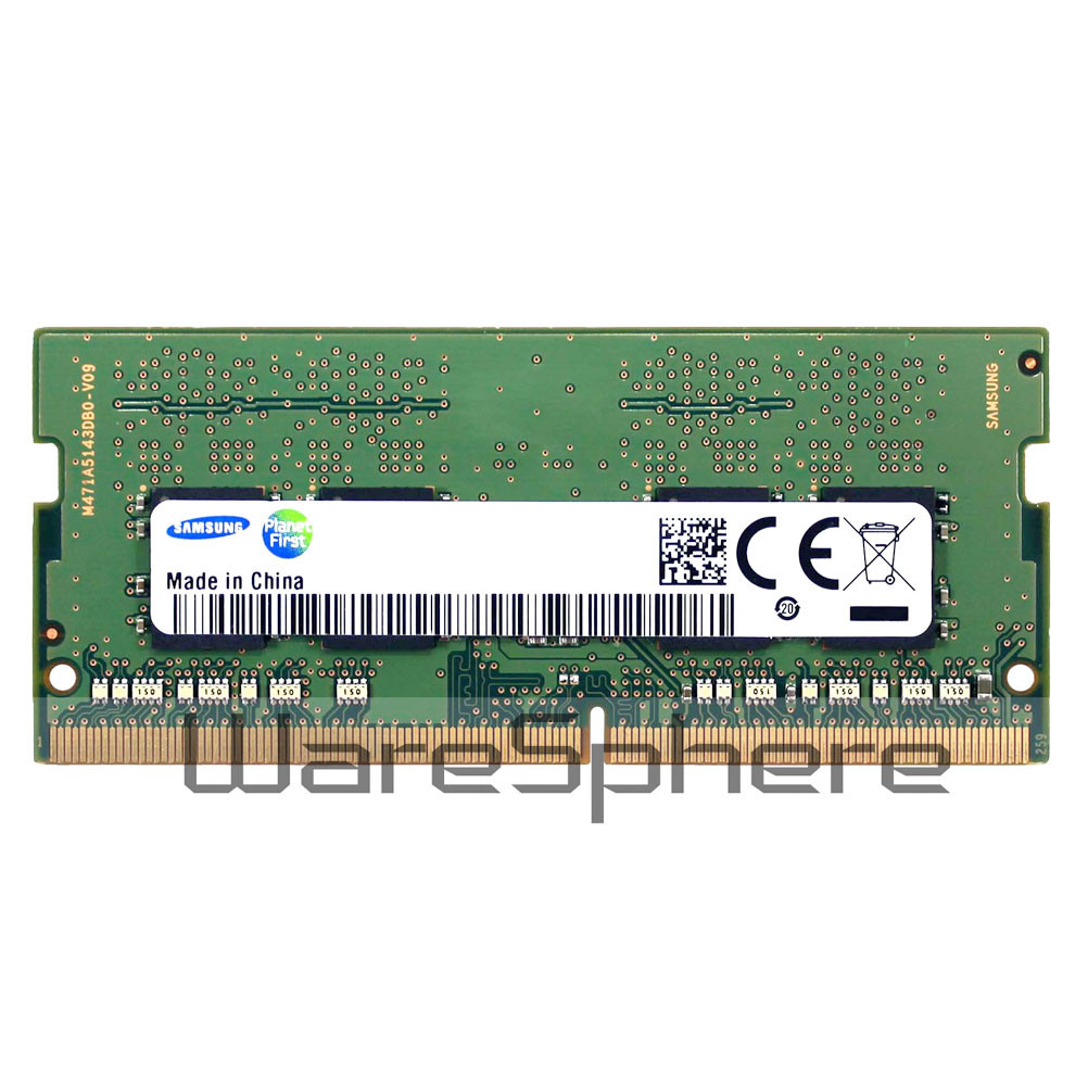 Ddr4 4gb 2133mhz Pc4 17000 Non Ecc Ram Memory For Samsung Laptop M471a5143db0 Cpb