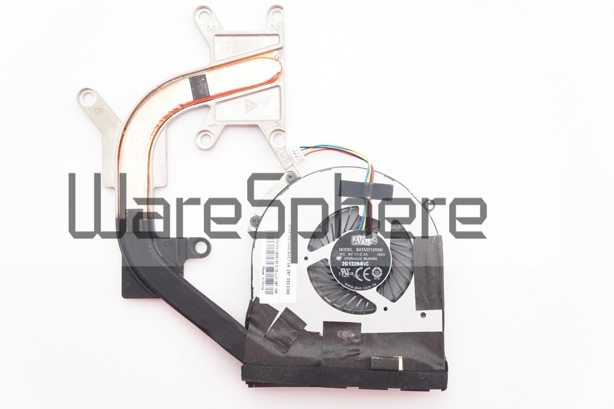 NEW/Orig CPU Cooling Heatsink And Fan for Lenovo ThinkPad S430 S230u Twist 04W6938