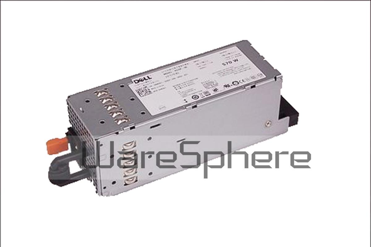 570W Power Supply For Dell Poweredge R710 / T610 VPR1M FU100 VPR1M T327N
