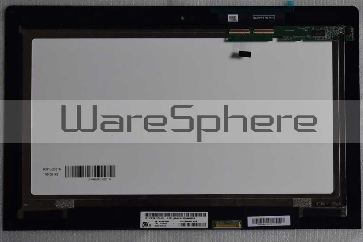 LCD Display Touch Screen Assembly for Lenovo IdeaPad Yoga2 11 00HM131 LP116WH6(SP)(A1)