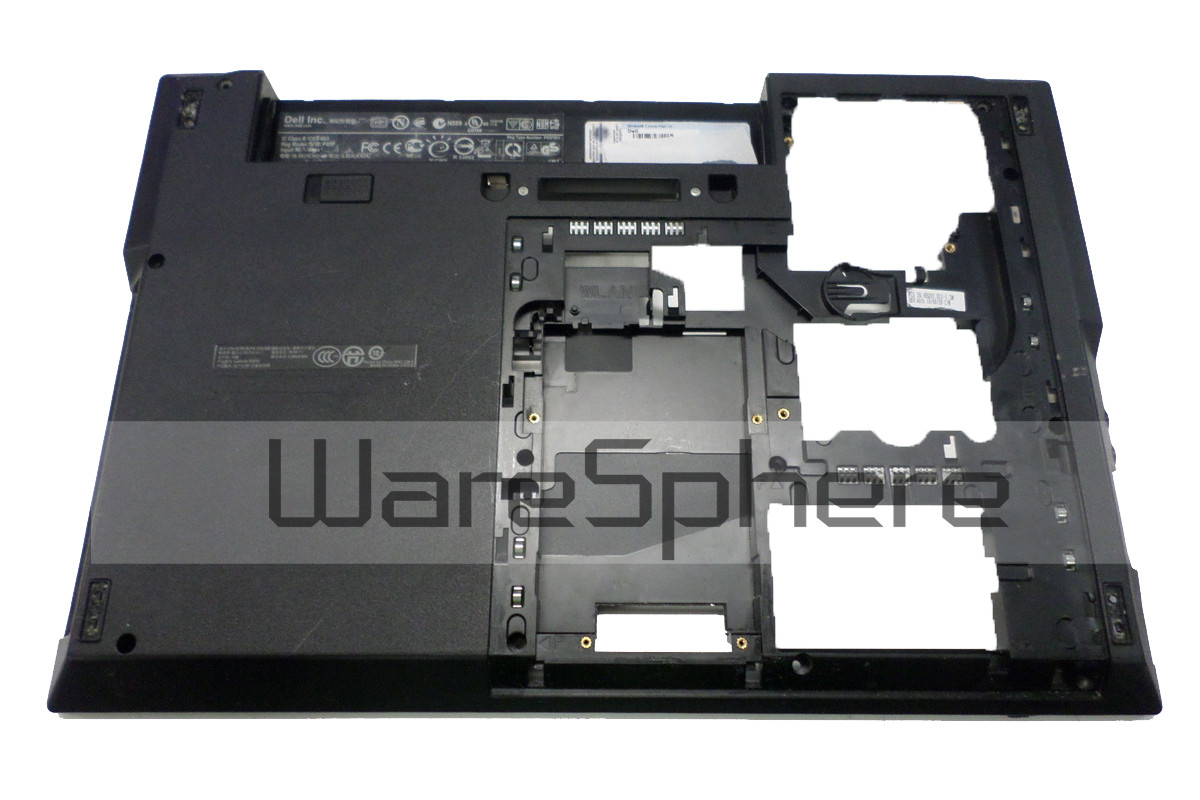 Bottom Base Cover w/ Express Card for Dell Latitude E5510 THJX0 Black