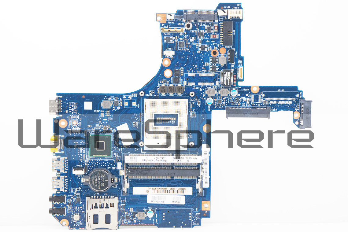 UMA Motherboard for Toshiba Satellite S50 S55 S55T H000055980