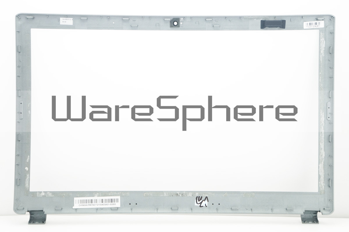 "LCD Bezel Case Assembly for Acer Aspire V5-571G 15.6"" 60.4VM67.001 60.4VM23.001 Black (Non-TouchScreen)"