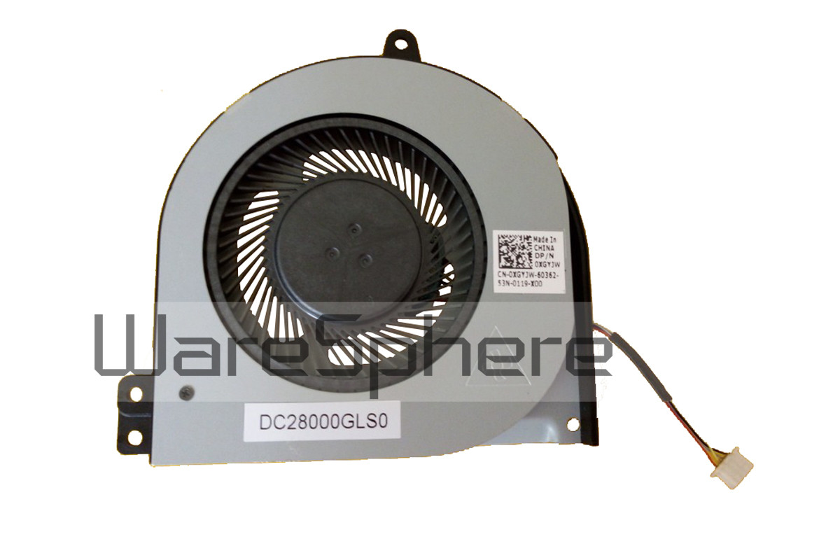 CPU Cooling Fan For Dell Latitude E5470 0XGYJW XGYJW DC28000GLS0