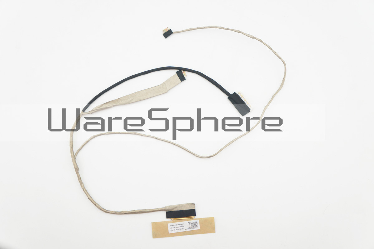 LCD LVDS Cable W/Camera Cable for Lenovo IdeaPad Y410P 90202746 DC02001KW00
