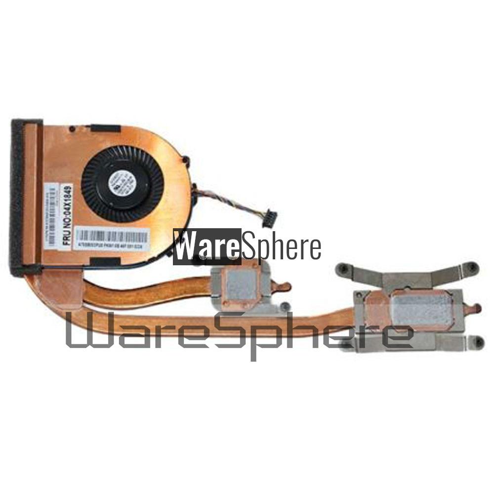 Original CPU Heatsink and Fan for Lenovo ThinkPad T440s T450s 04X0444  0C45940