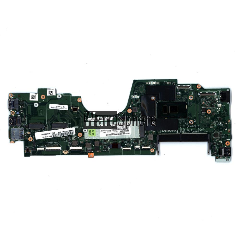 Motherboard  I5-7300U for Lenovo Yoga 370 01HY157 LA-E291P