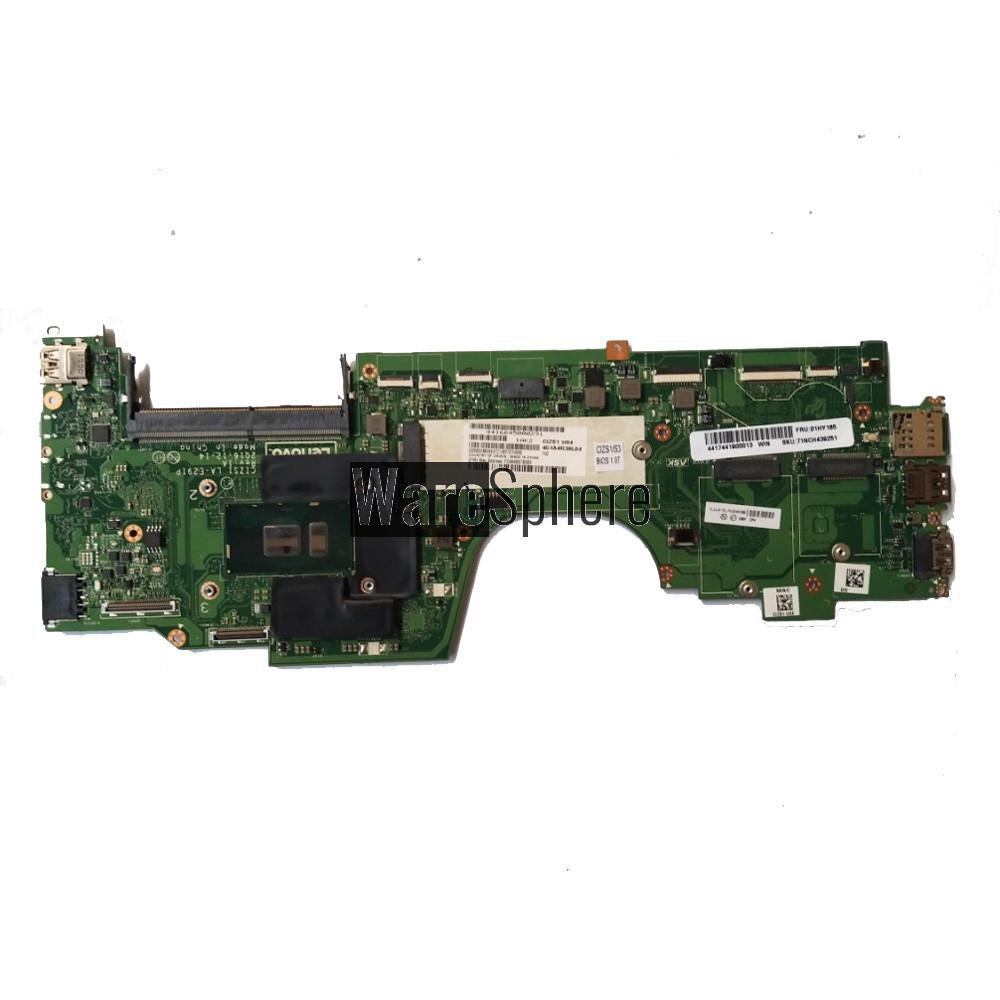 Motherboard I7-7500U for Lenovo Yoga 370 01HY165
