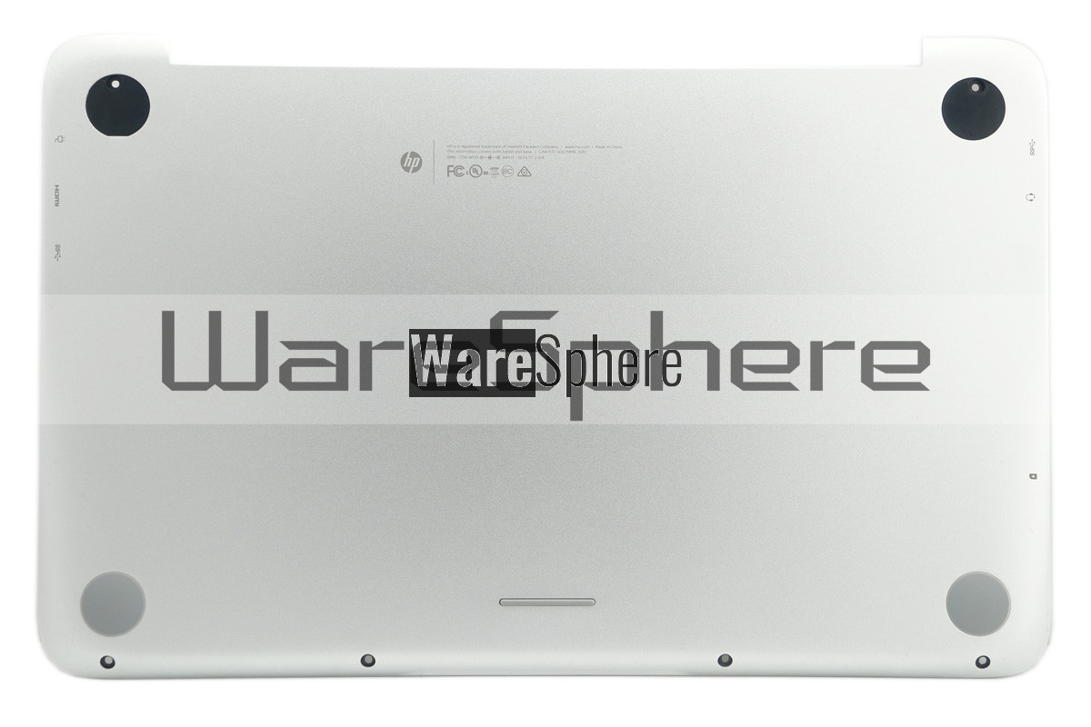 Bottom Case Assembly for HP SPLIT 13 X2 736882-001 6041L52012 6041L04001810DDJE00001 Silver