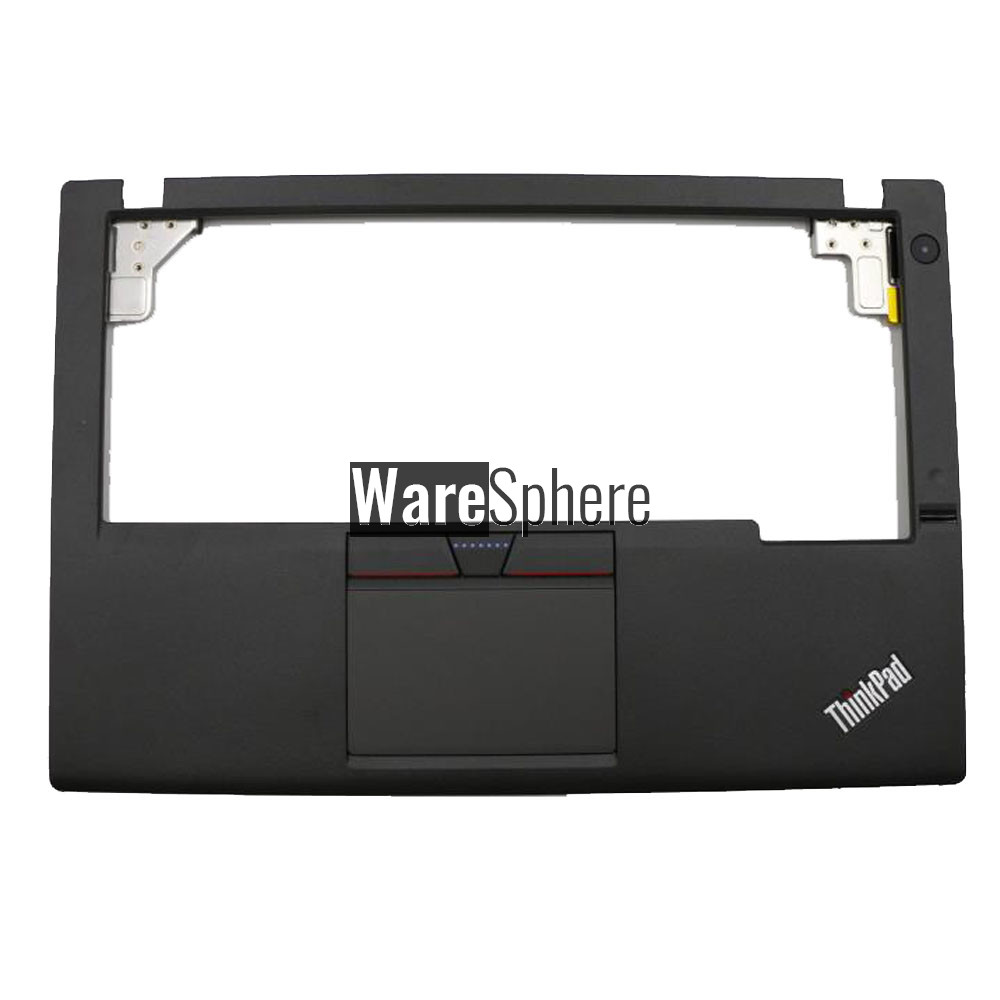 Top Cover Upper Case for Lenovo Thinkpad X260 Palmrest 01LV698 01AW440 Black