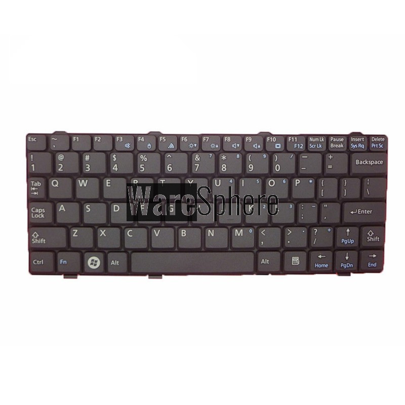 New Laptop keyboard For Fujitsu M2010 AEJR2000020 CP432373-01 English US black