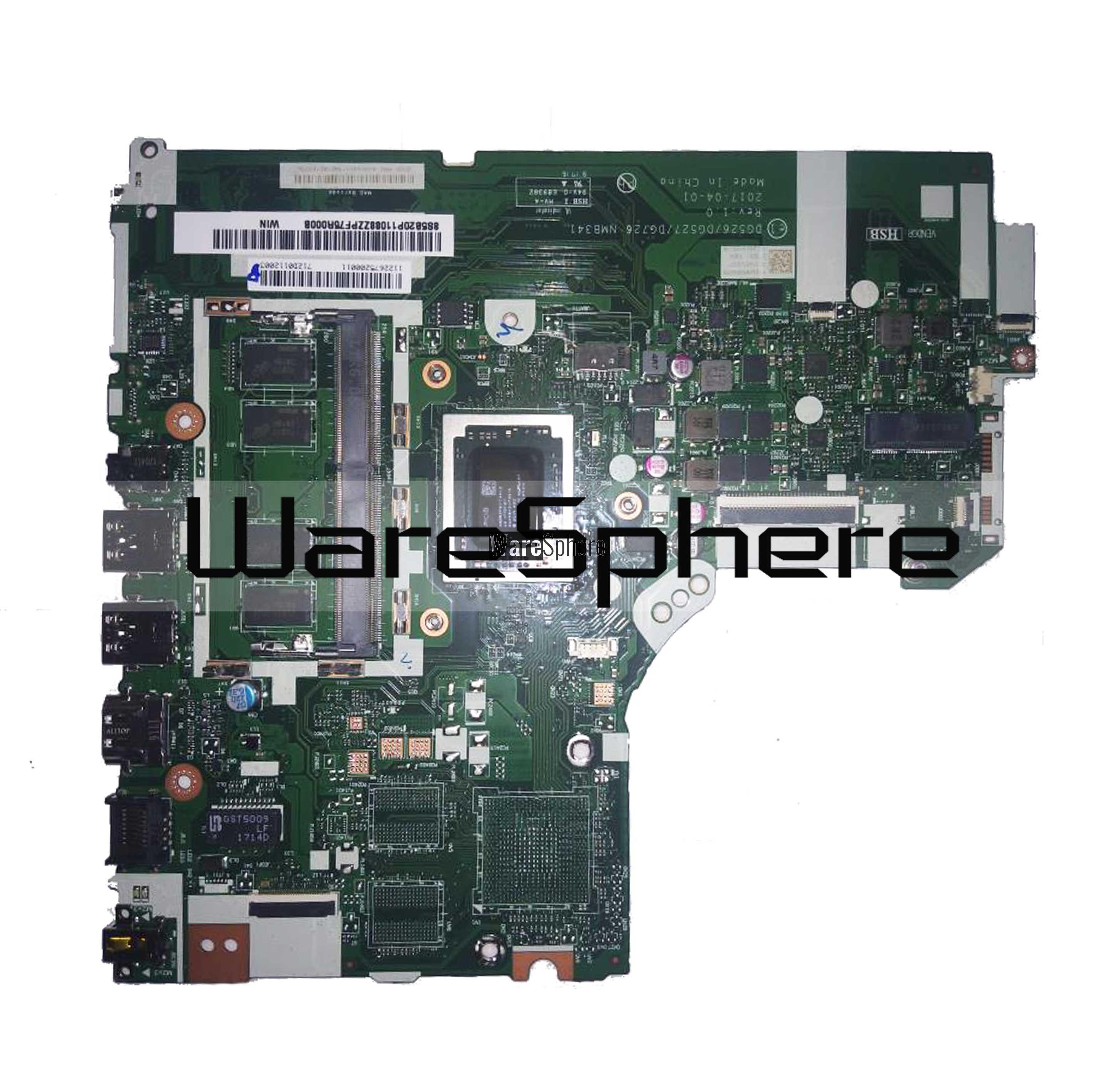 5b20p11088 Nm B341 Motherboard Amd A10 9620p Uma 4gb For Lenovo Ideapad 320 15abr