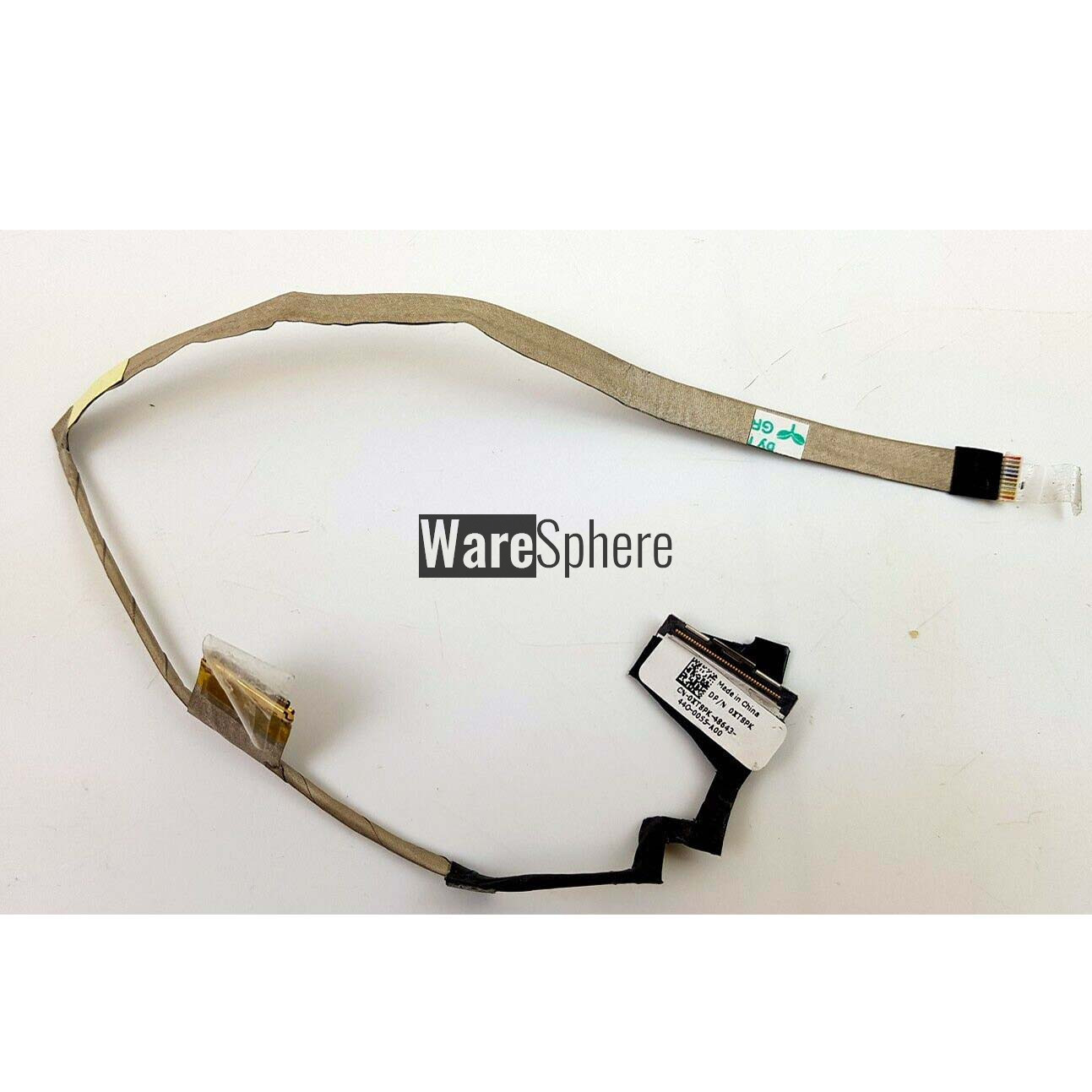 LCD LVDS Cable for Dell Chromebook 11 RYCR0 XT8PK 23ZM7LAWI10