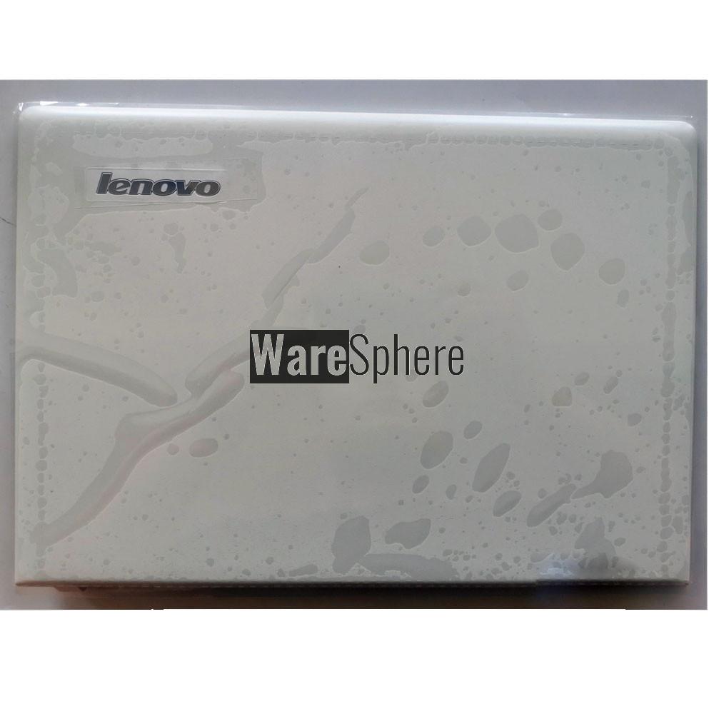 LCD Rear Back Cover for Lenovo IdeaPad 500-14ISK Z41-70 5CB0J23746 White
