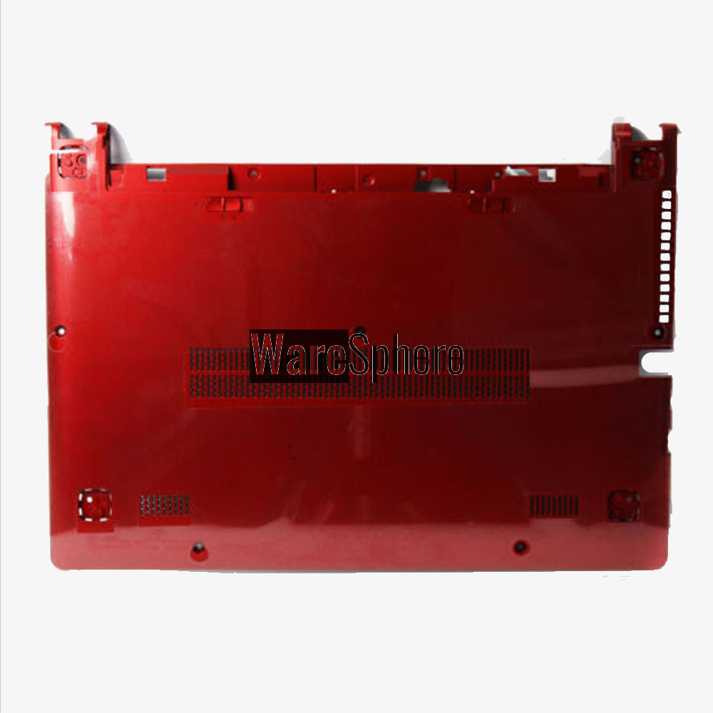 Bottom Base Cover for Lenovo S40-70 90203044 Red