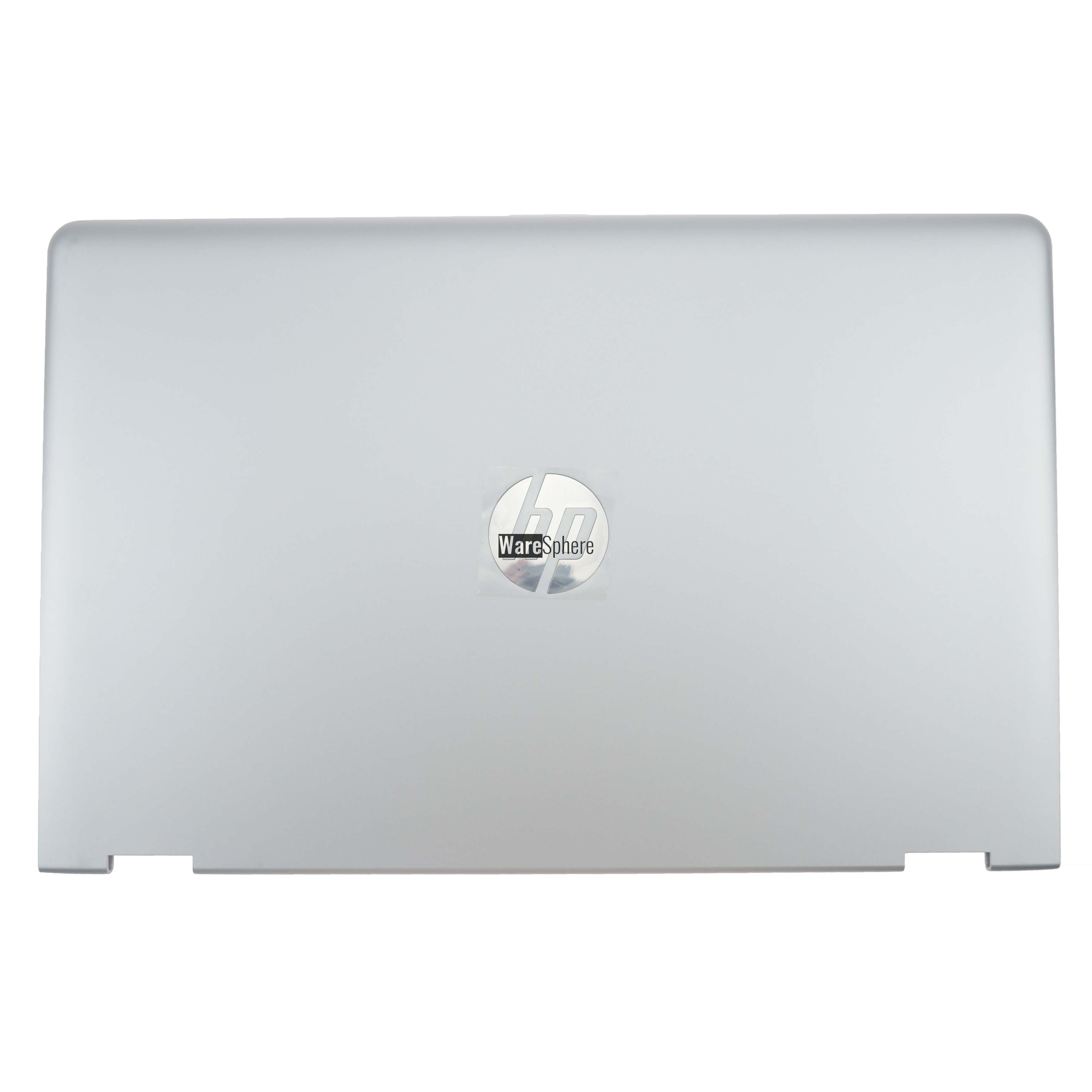 LCD Back Cover For HP Pavilion X360 15-BR 924499-001 924501-001 Sliver