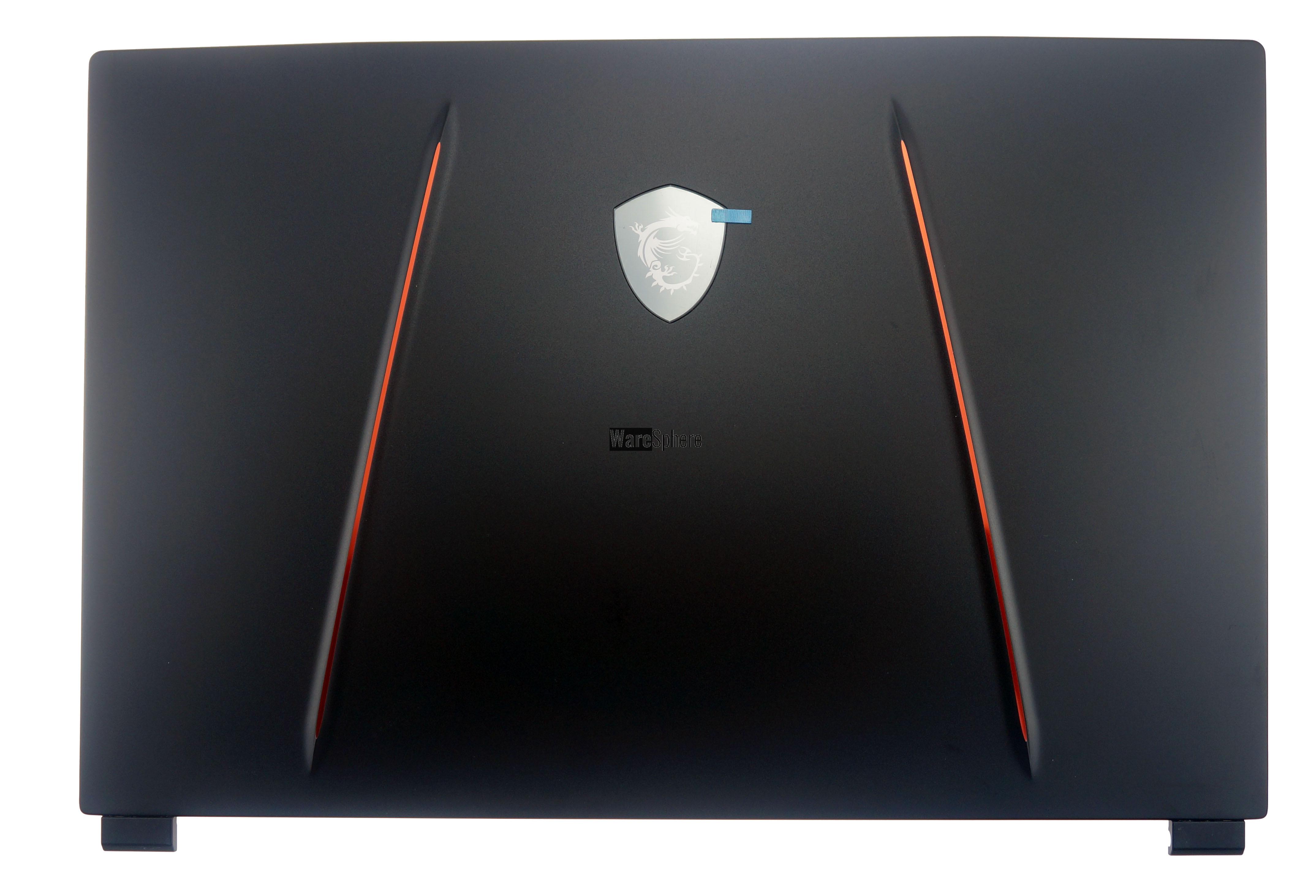 LCD Back Cover for MSI GP65 GE65 3076U1A212HG01 Black