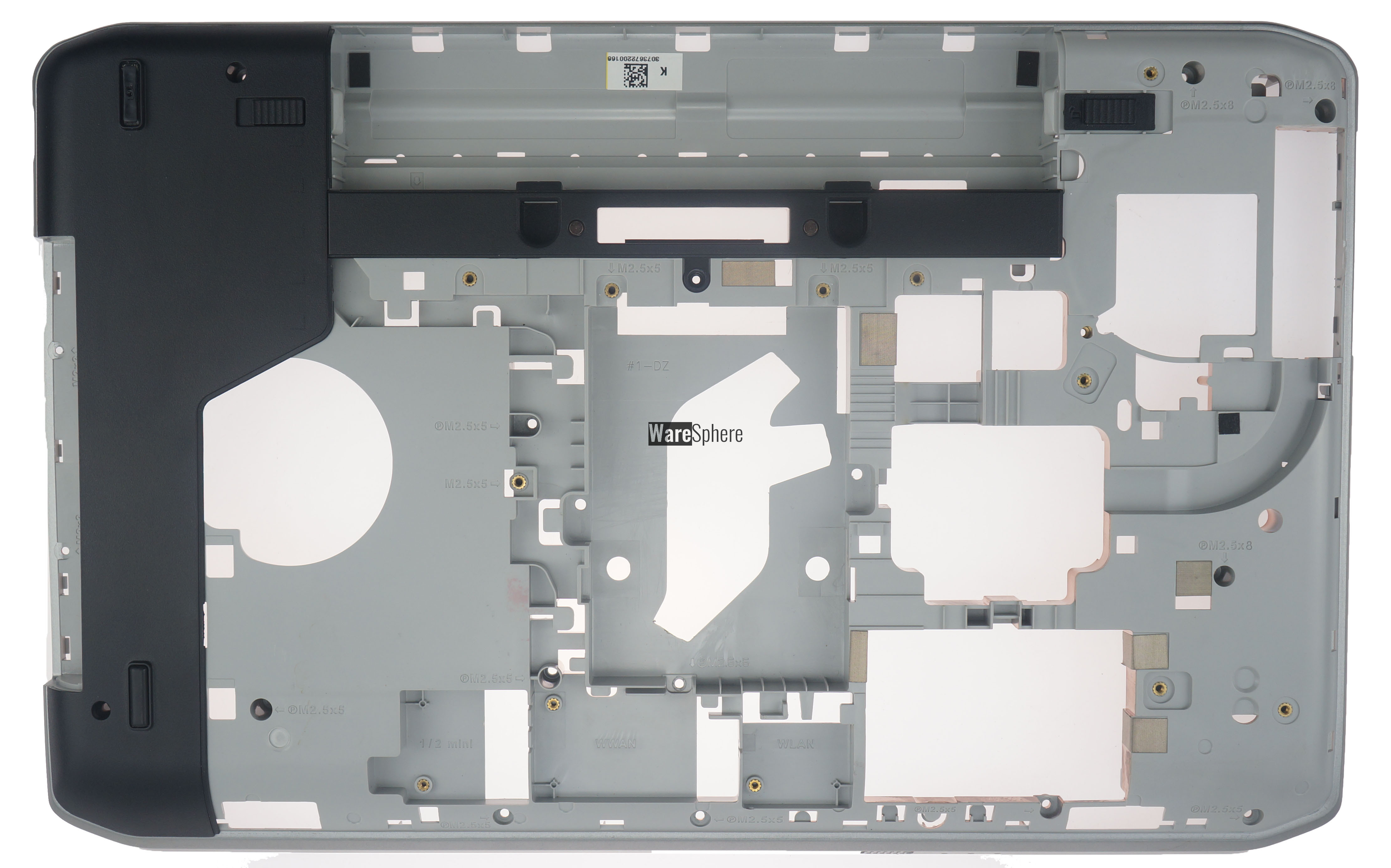 Bottom Base Cover for Dell Latitude E5530 53FCF AP0M1000700 With ExpressCard Slot