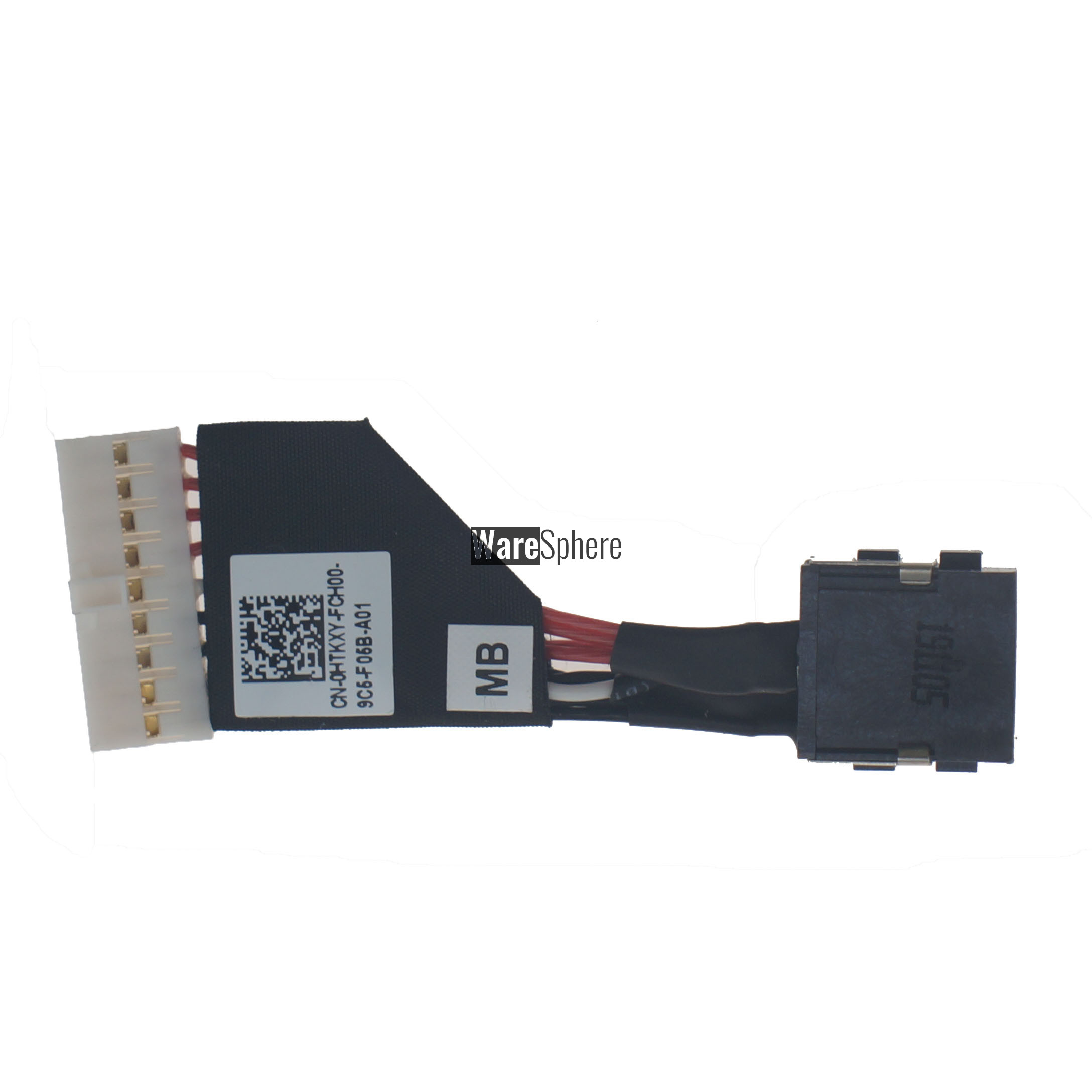 DC-IN Power Jack Connector for Dell G7 17 7790 0HTKXY HTKXY