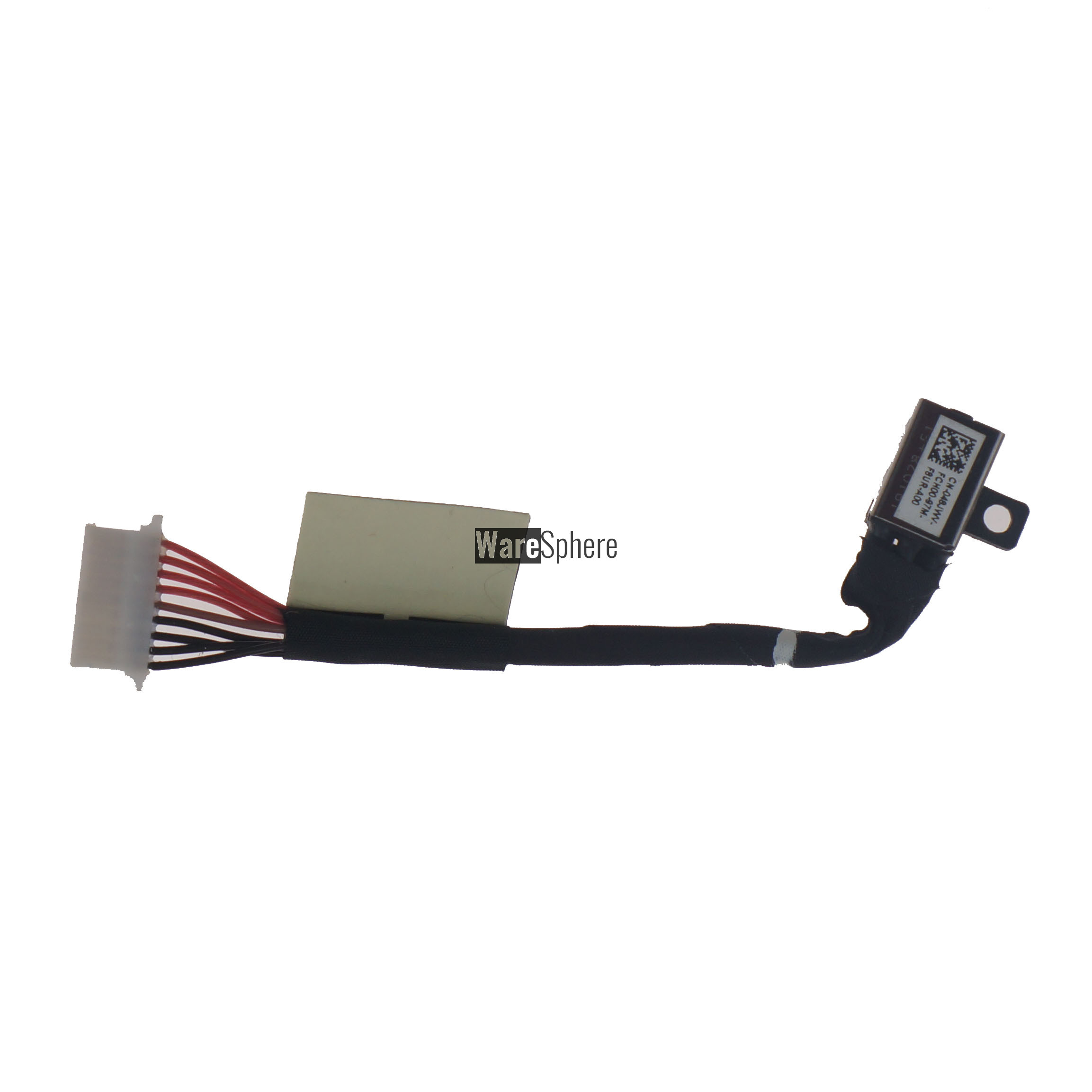 DC-IN Power Jack Connector for Dell 048JWV 48JWV