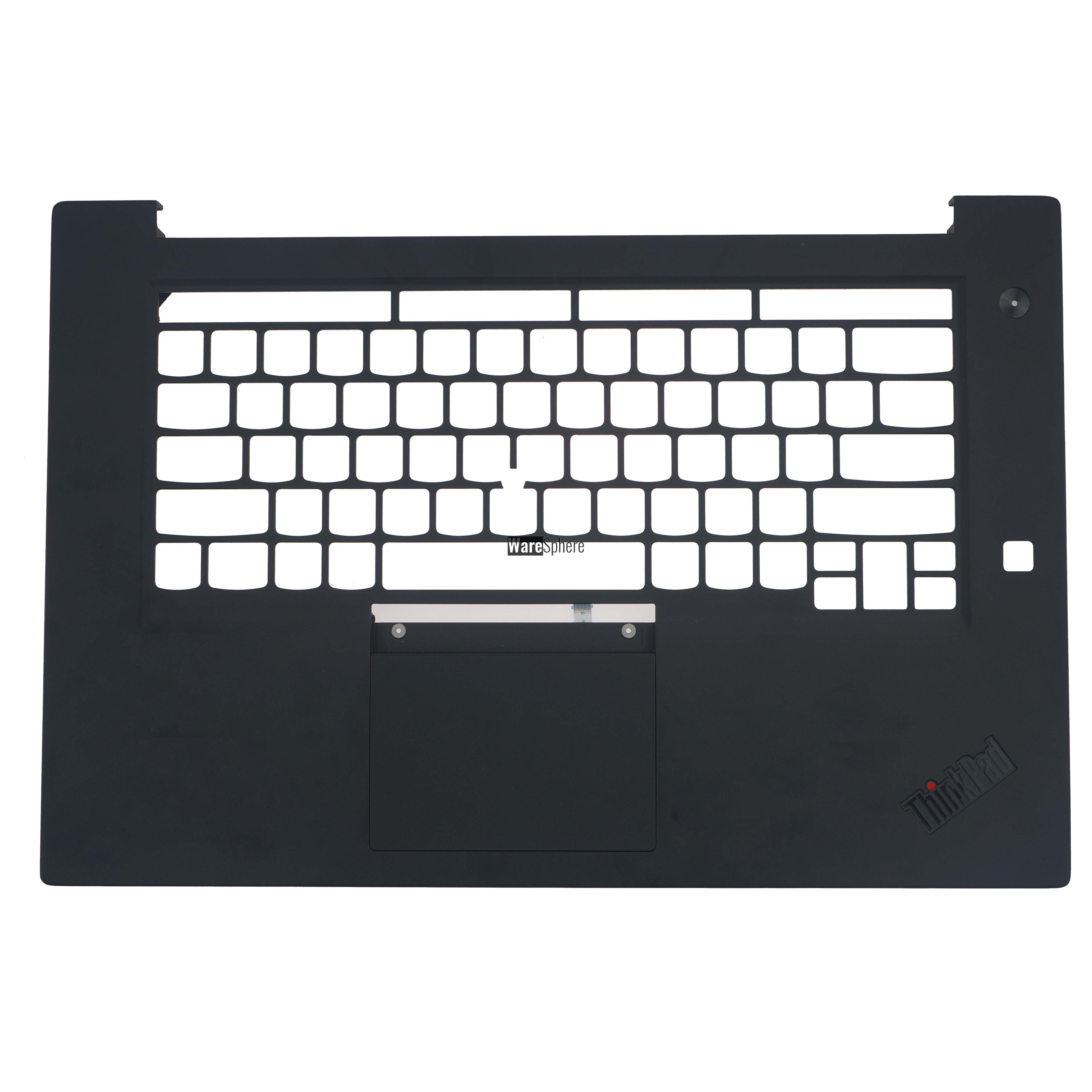 Top Cover Upper Case for Lenovo ThinkPad x1 extreme P1 4600GU030011 Palmrest With Touchpad Black