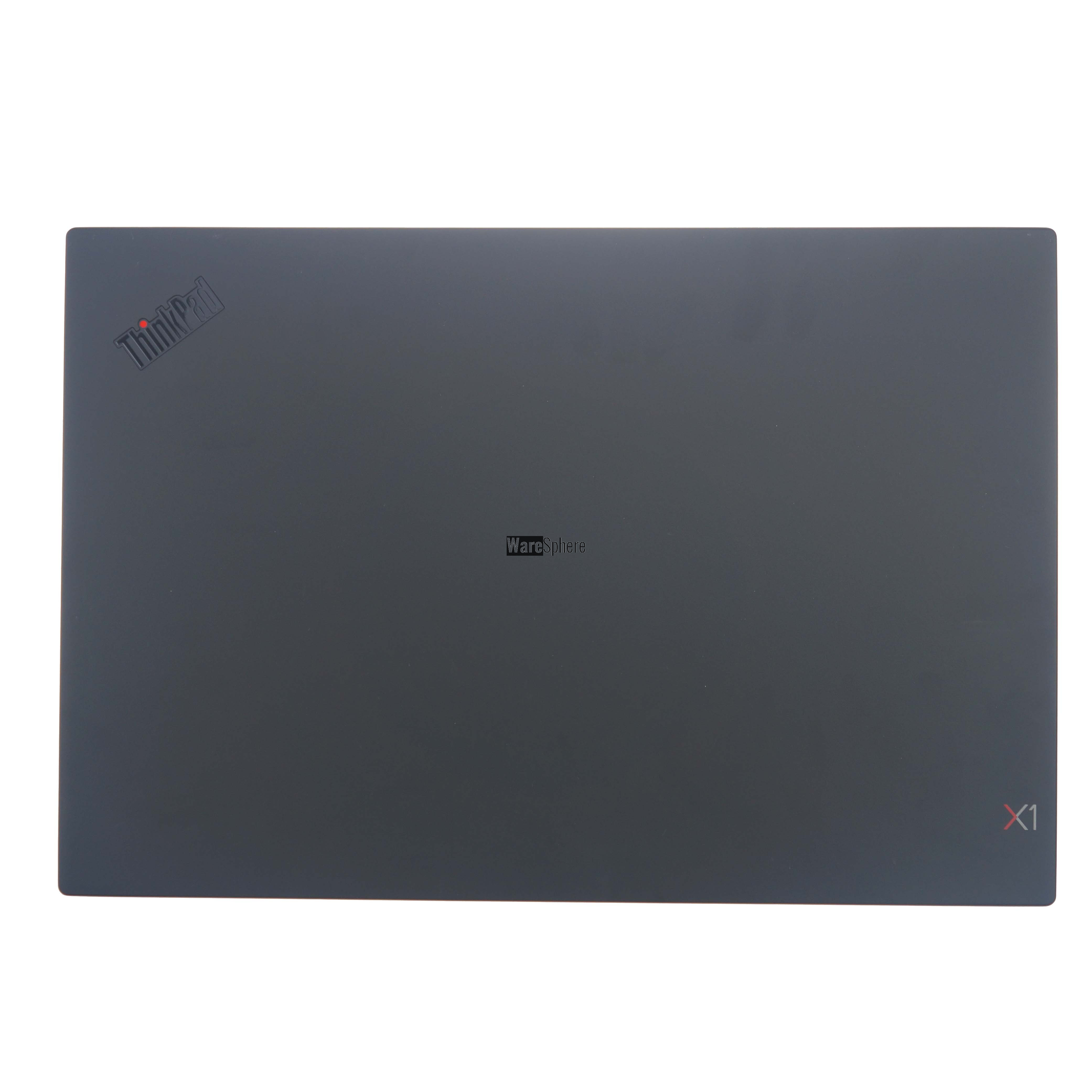 LCD Back Cover for Lenovo ThinkPad x1 extreme 2st Gen 02XR063 4600GU000001 Black
