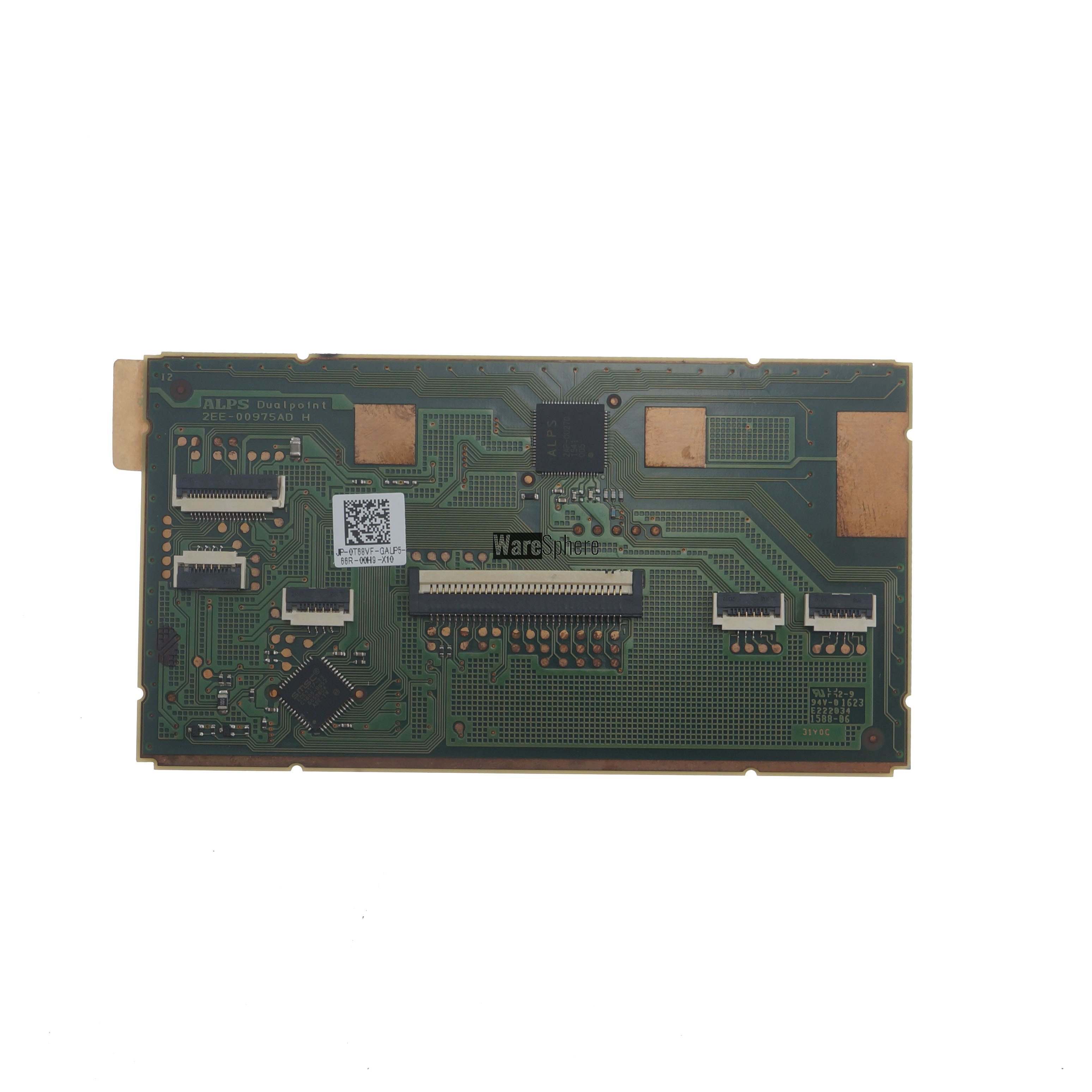 Touchpad for Dell Latitude 5480 0T68VF T68VF