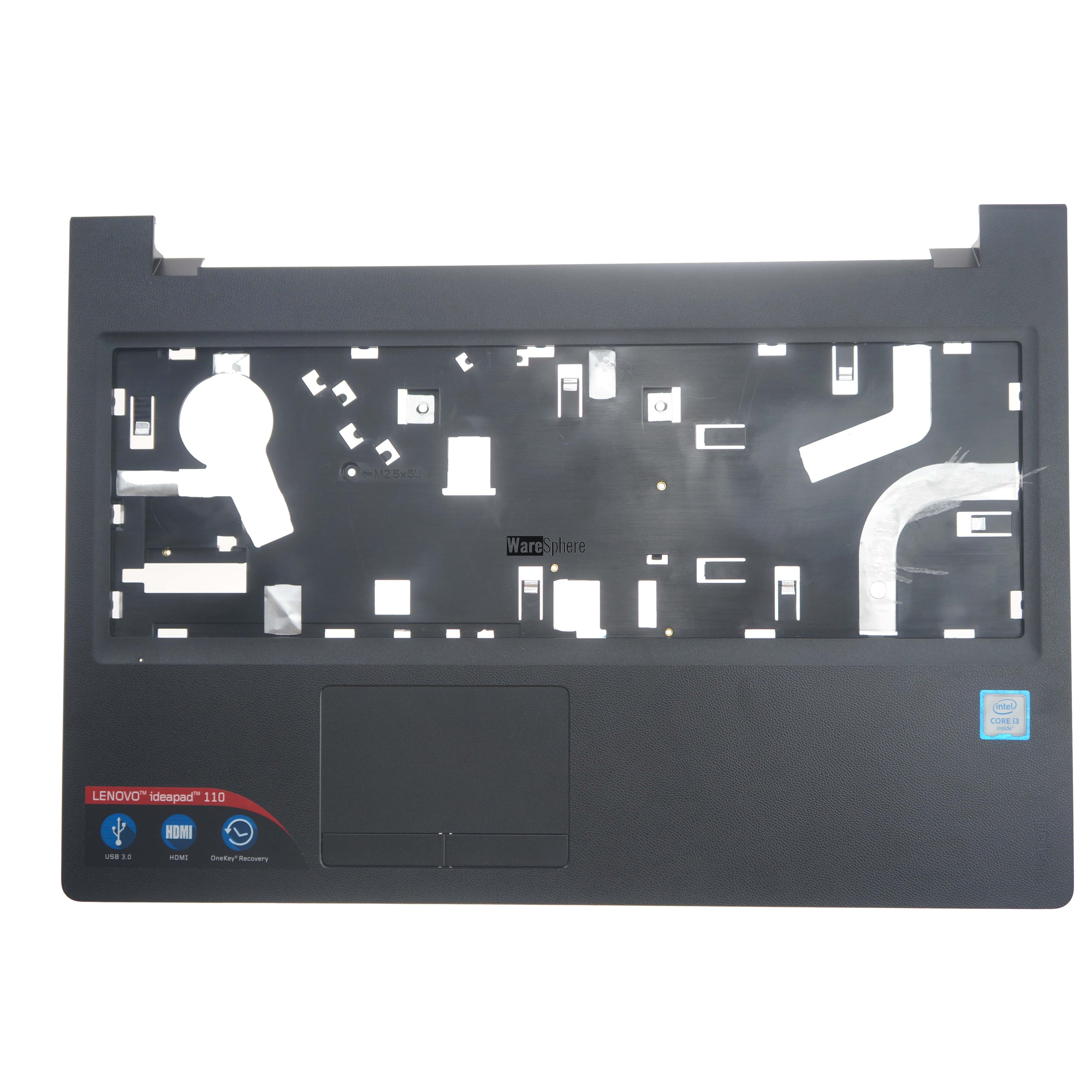 Top Cover Upper Case For Lenovo IdeaPad 110-15ISK With Touchpad AP1TN000200