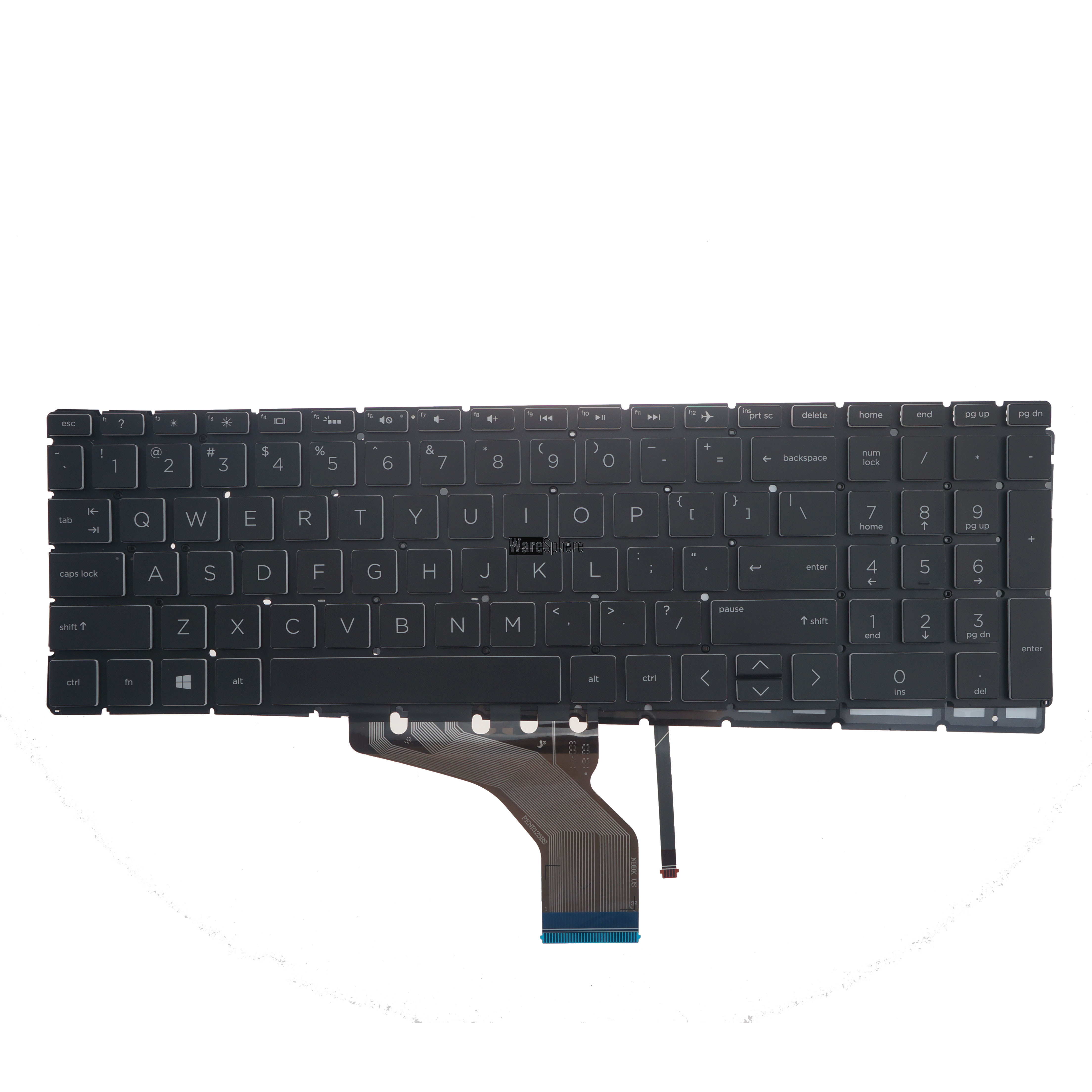 Keyboard For HP 17-BY 15-CR