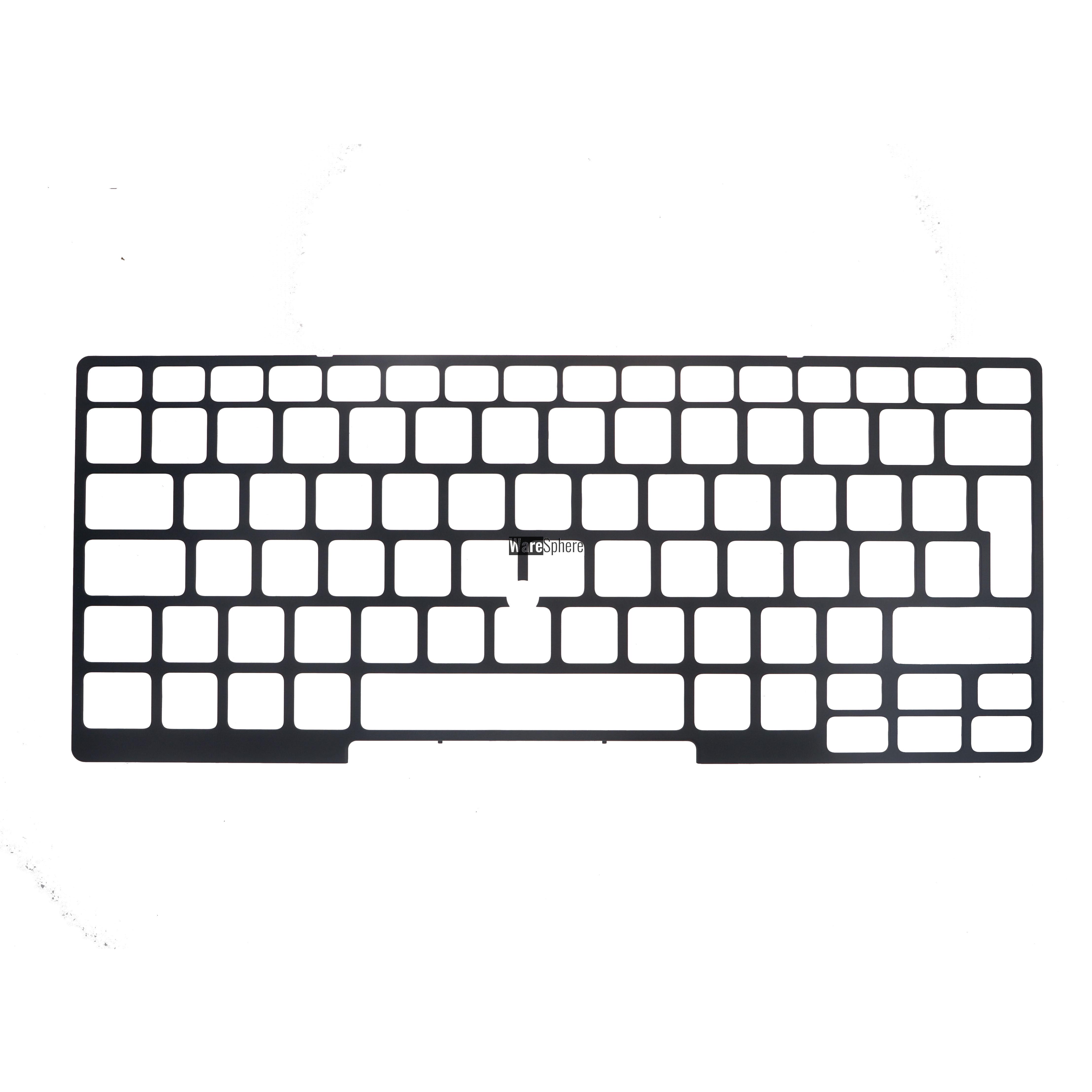Keyboard Bezel For Dell latitude E7450 E5450 E3340 3340 00TV4Y 0TV4Y UK Black