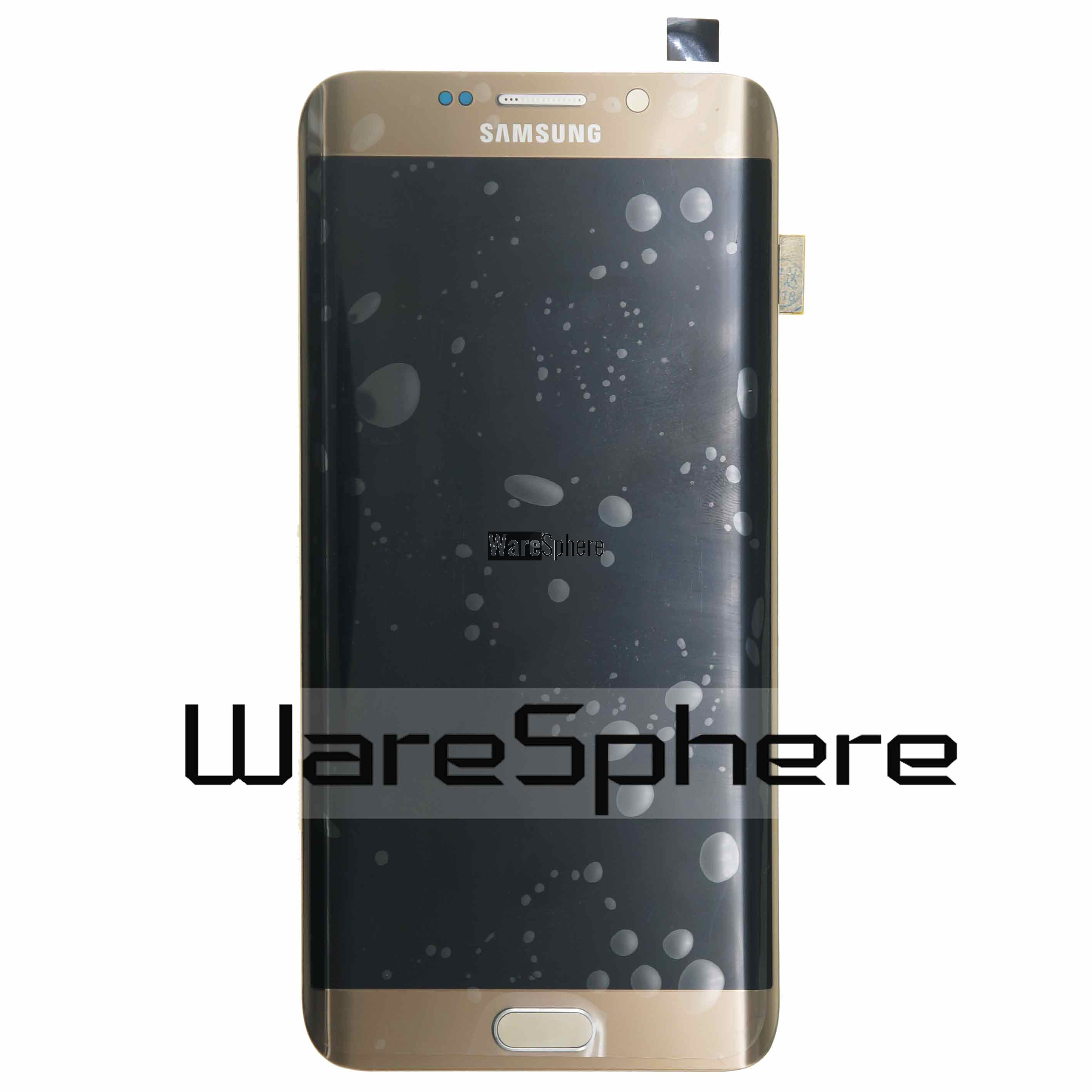 GH97-17819A Samsung Galaxy S6 Edge Plus G928F Gold LCD Display Touchscreen  Front Cover