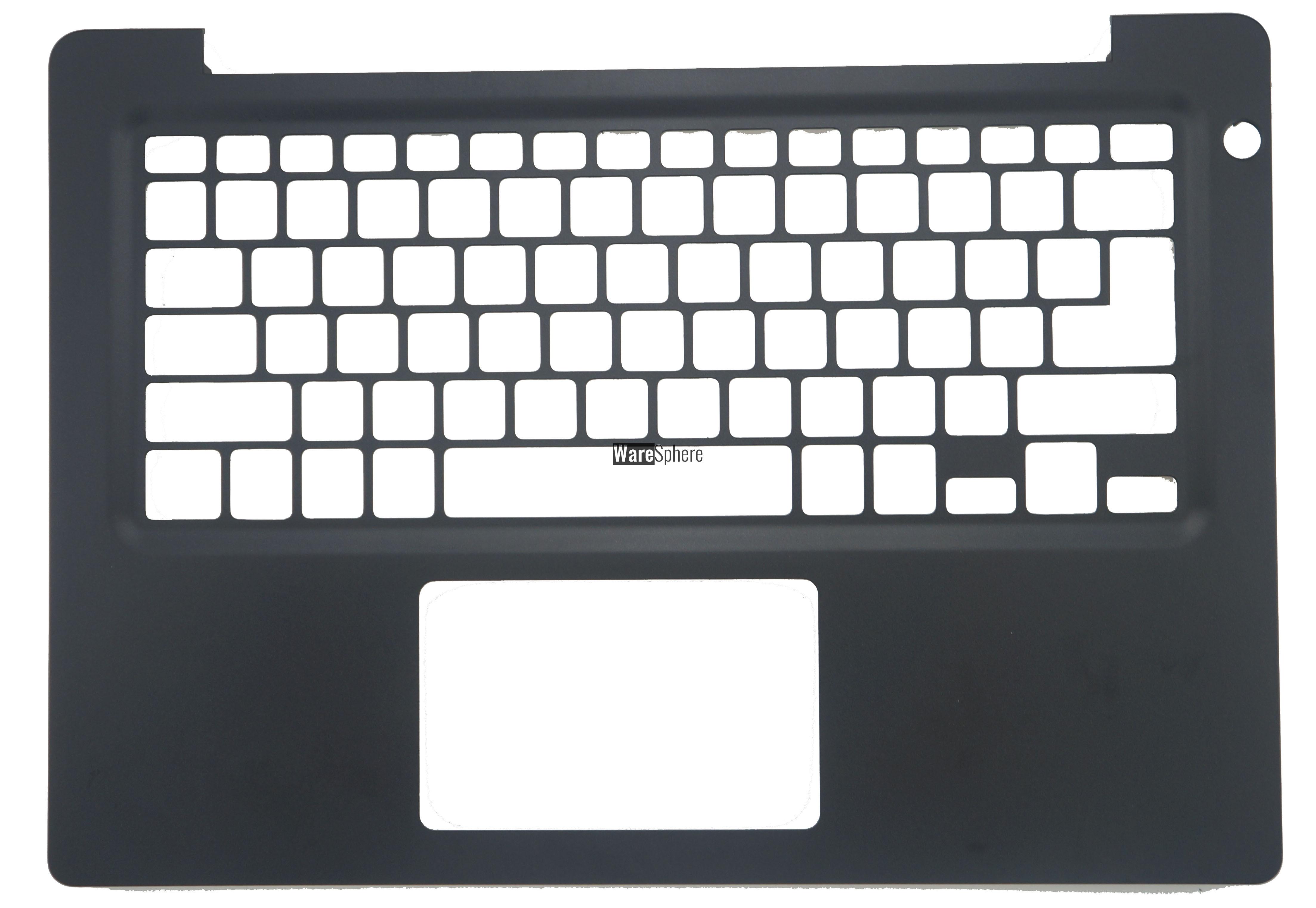 Top Cover Upper Case for Dell Vostro 5481 Palmrest 0H52M6 H52M6 PTXV1 0PTXV1 Black