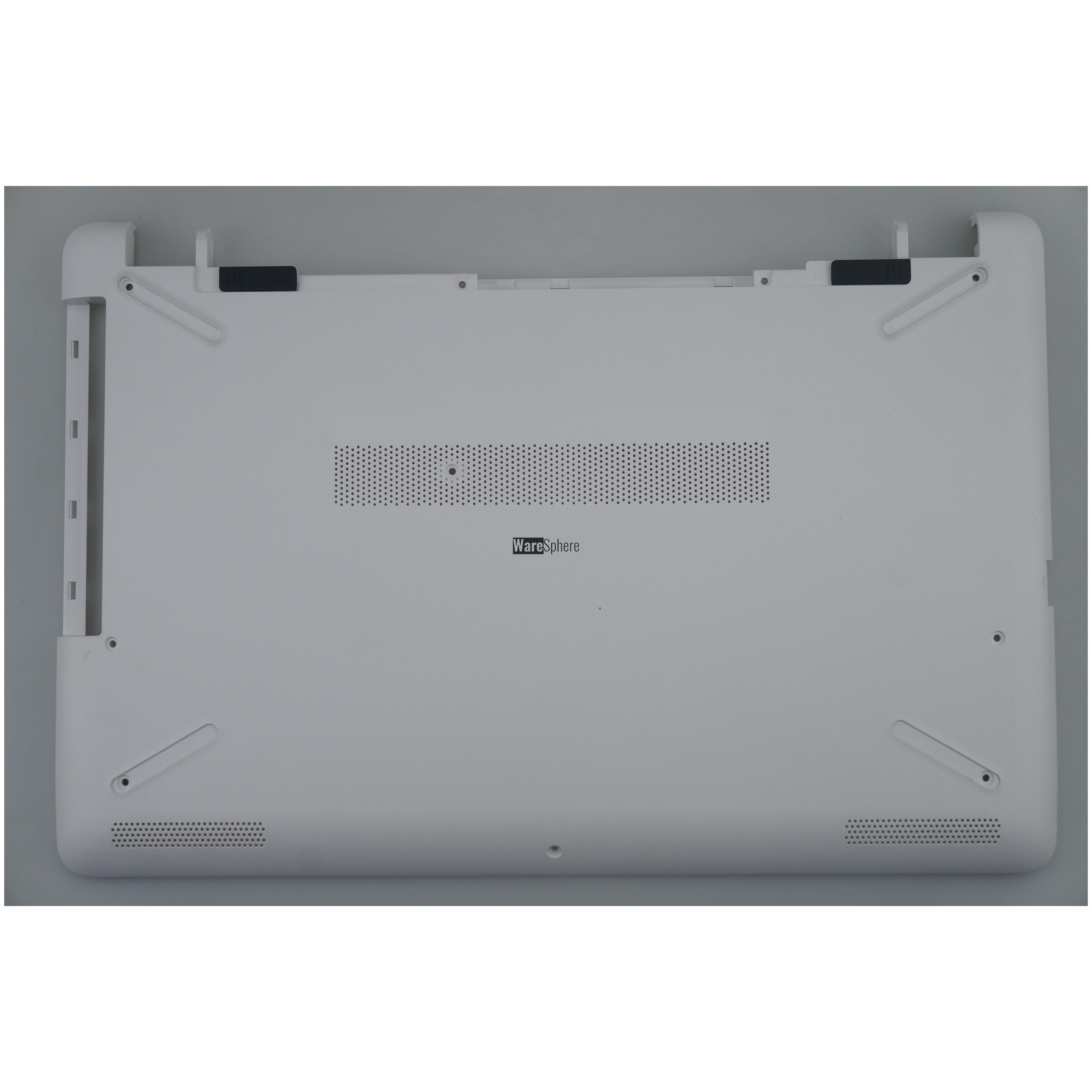 Bottom Base Cover for HP 15-BR 15-BW 15-BS 250 255 G6 924908-001 AP2040009V0 White