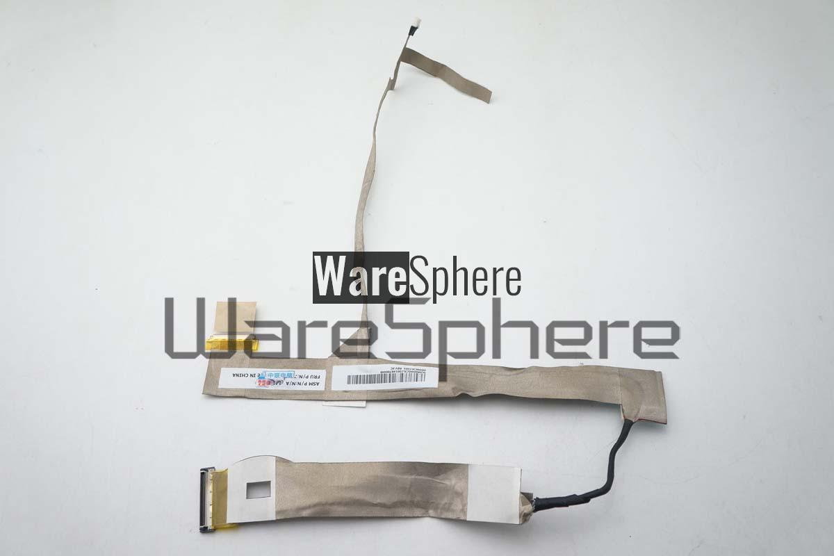 NEW/Orig LCD LVDS Cable for Lenovo Thinkpad SL510 SL410 L412 L512 L410 L510  45M2860 DD0GC3LC001