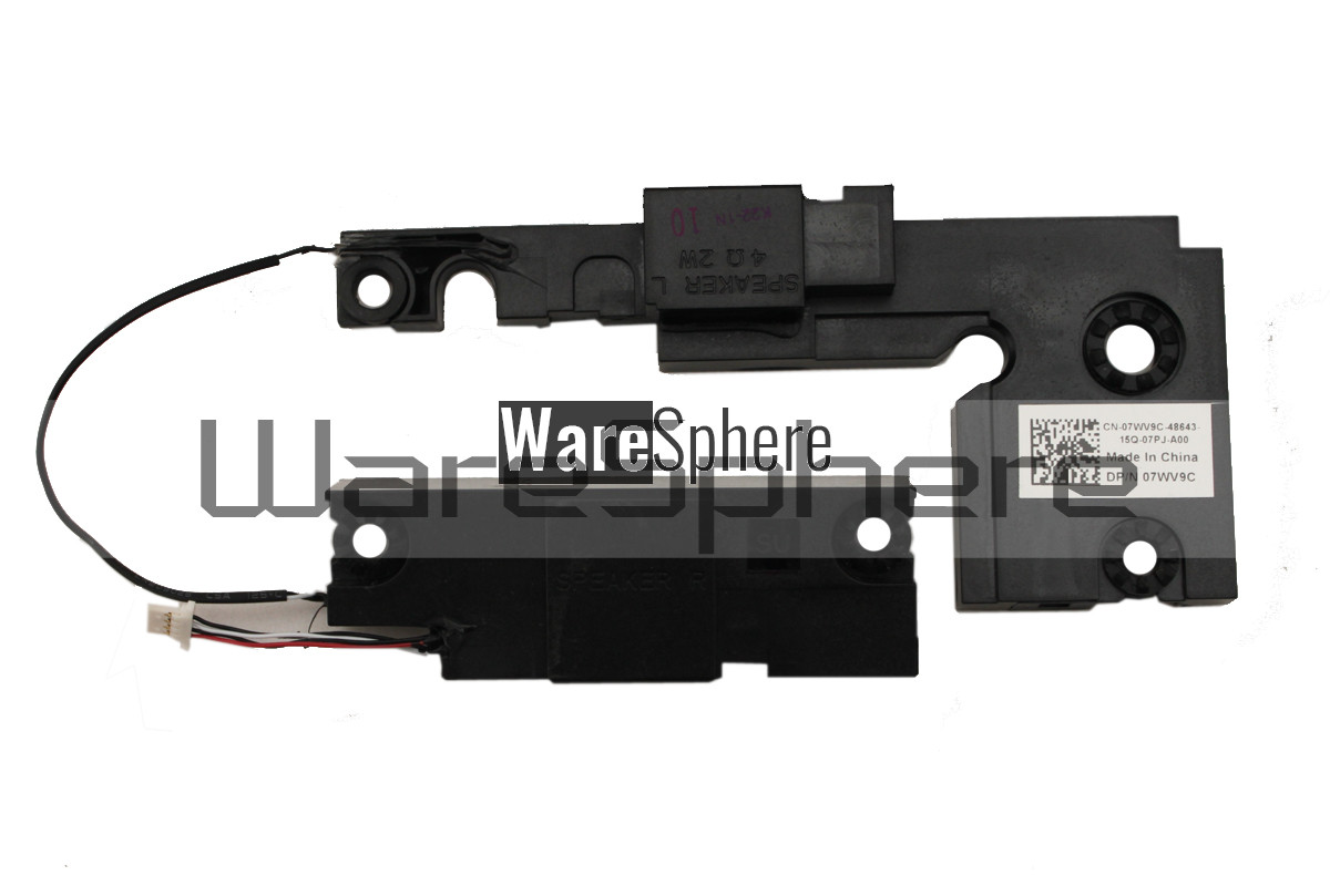 Speaker Assembly for DELL Inspiron N4110 7WV9C 07WV9C