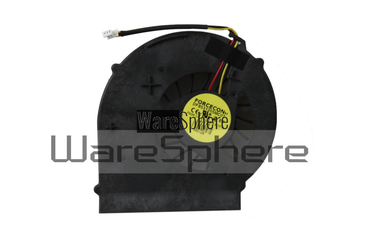CPU Cooling Fan for Dell Inspiron 1750 Laptop DFS531205MC0T