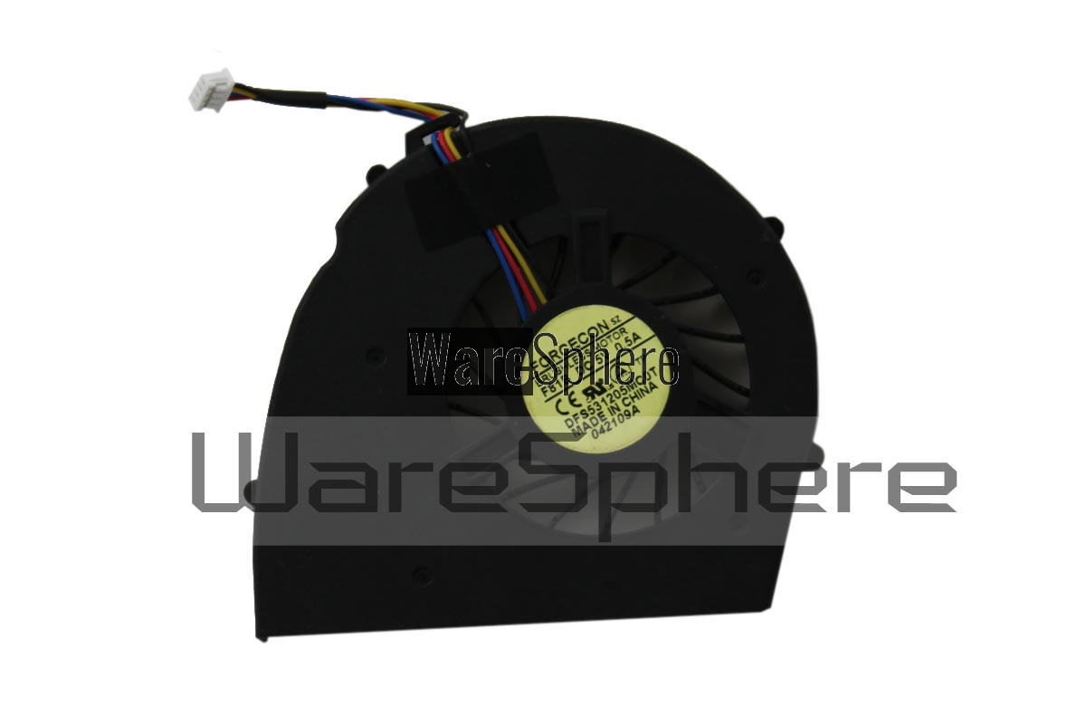 Cooling Fan for DELL Inspiron 1750 (DFS531205MC0T)