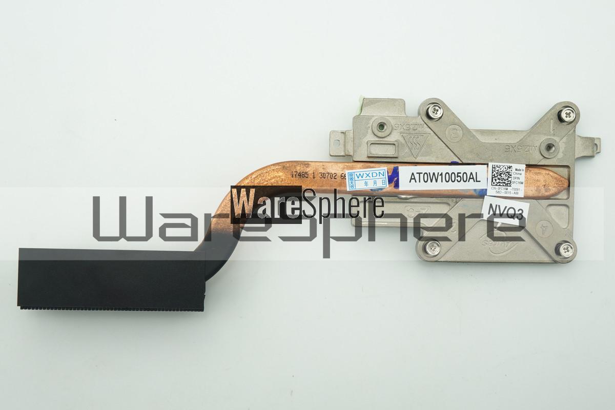 GPU Heatsink for Dell Precision M4800 0FC16M FC16M AT0W10050AL
