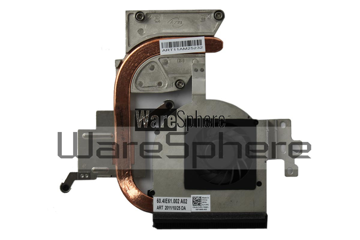 DELL Inspiron N5110 heatsink fan j1vpc