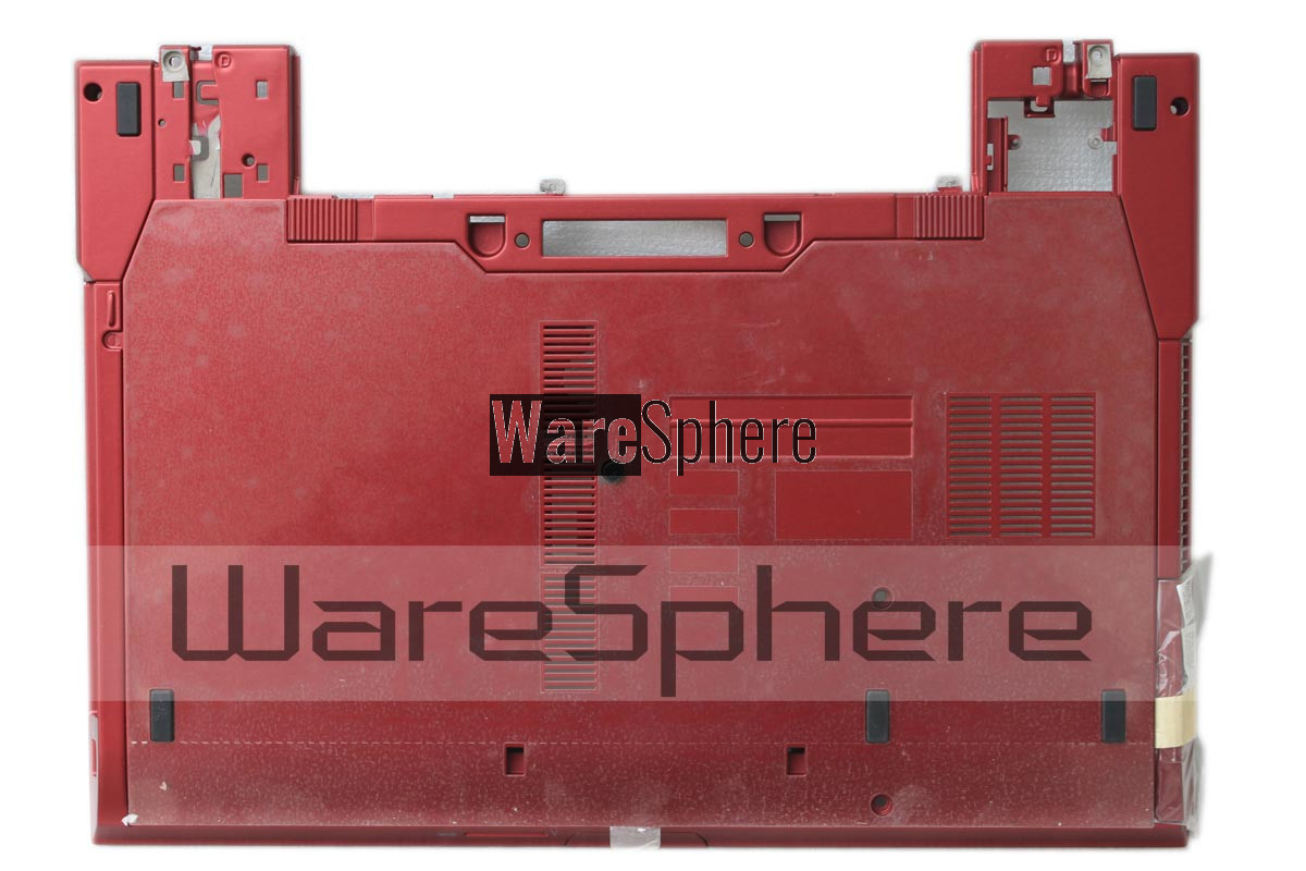 Bottom Case Assembly for DELL Latitude E6400 R281H FX450 Red
