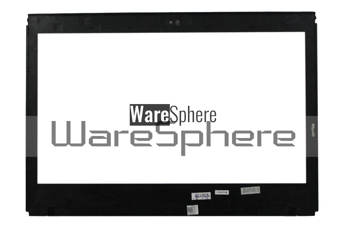 LCD Bezel Case Assembly for DELL Vostro 3400 4HRGR 04HRGR W/ Webcam