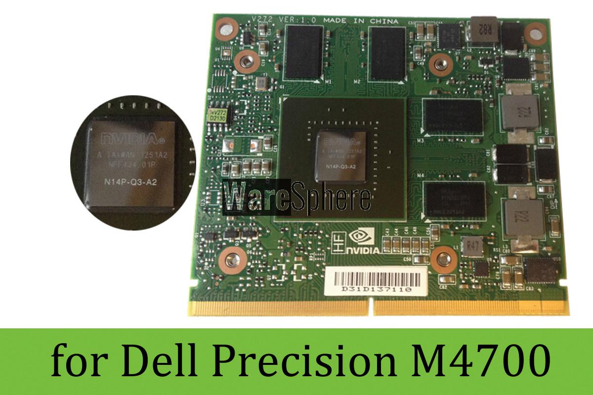 M4700 Gpu Upgrade