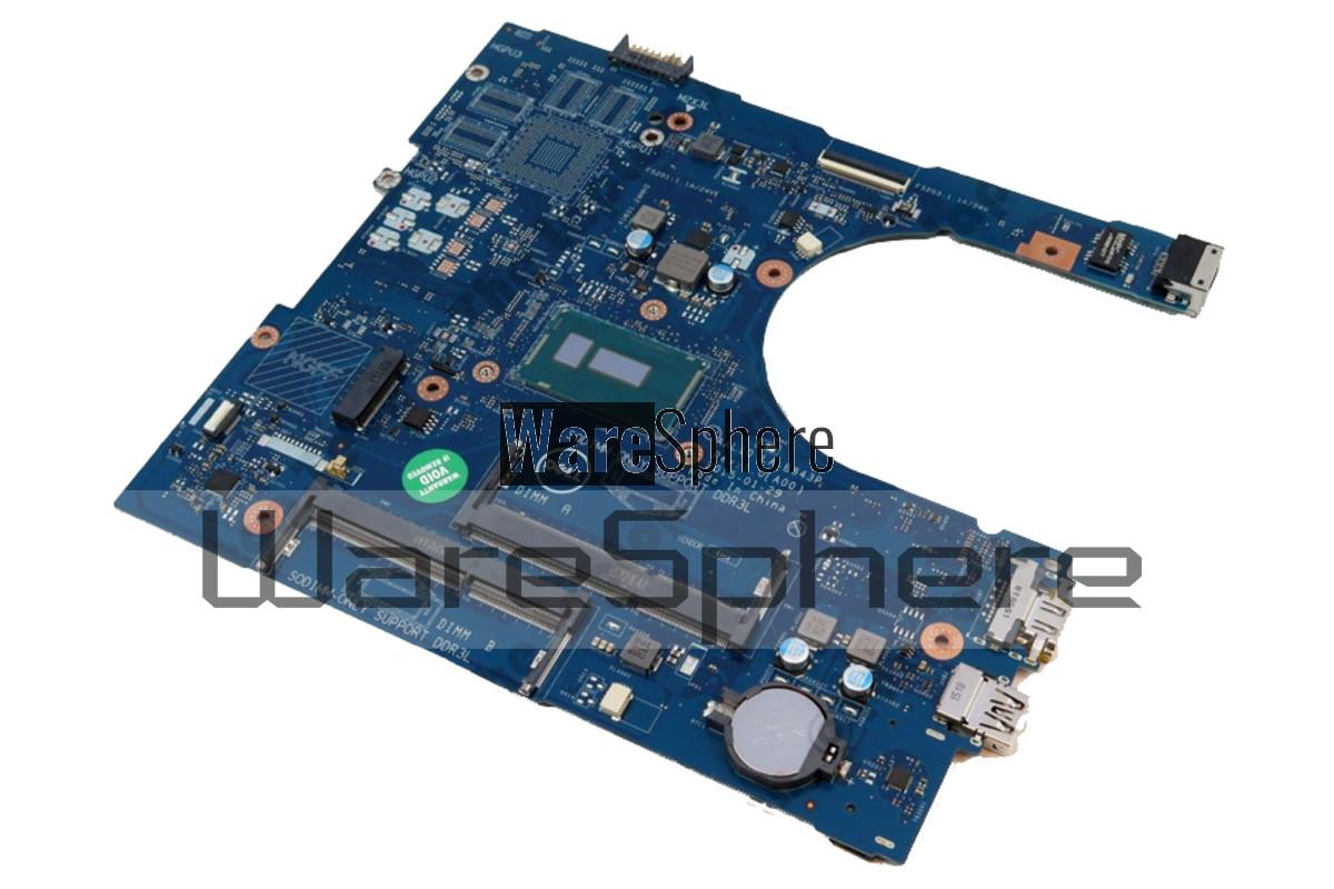 Motherboard i7-5500U for Dell Inspiron 17 5758 15 5558 14 5458 0RC3PN RC3PN  LA-B843P