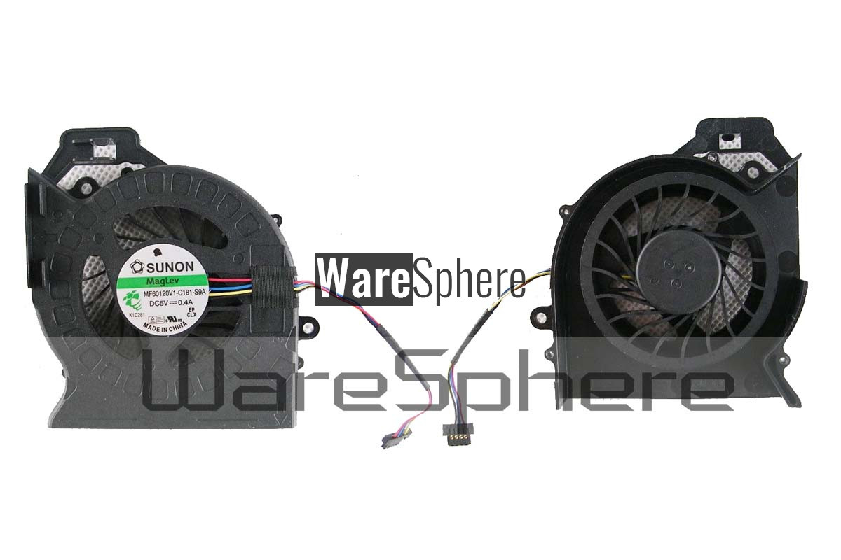 Fasmodel New Genuine 4 Pin CPU Cooling Fan For HP Pavilion DV6 ...