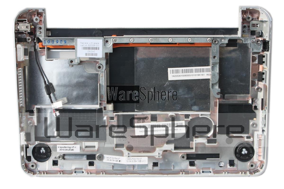 Bottom Case Assembly for HP Mini 210 622328-001