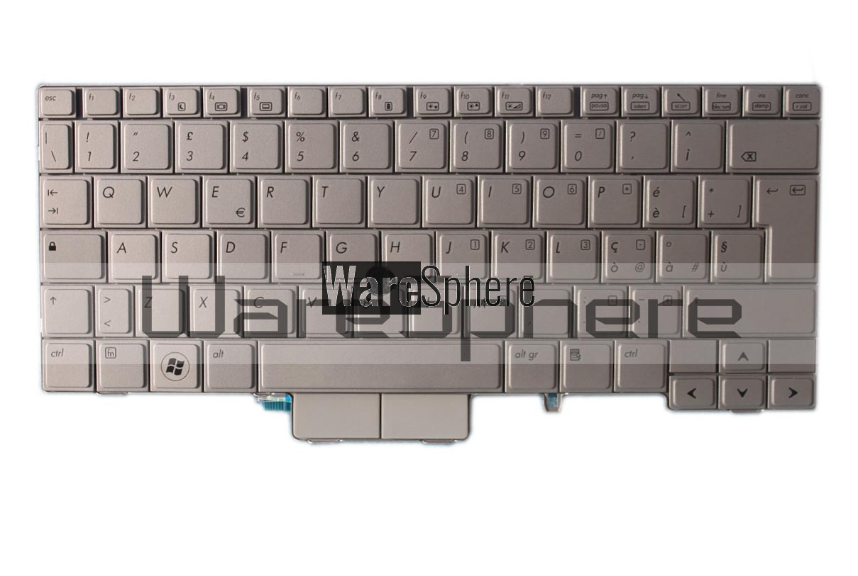 Keyboard for HP Elitebook 2740P Silver MP-09B66I06442 Italian
