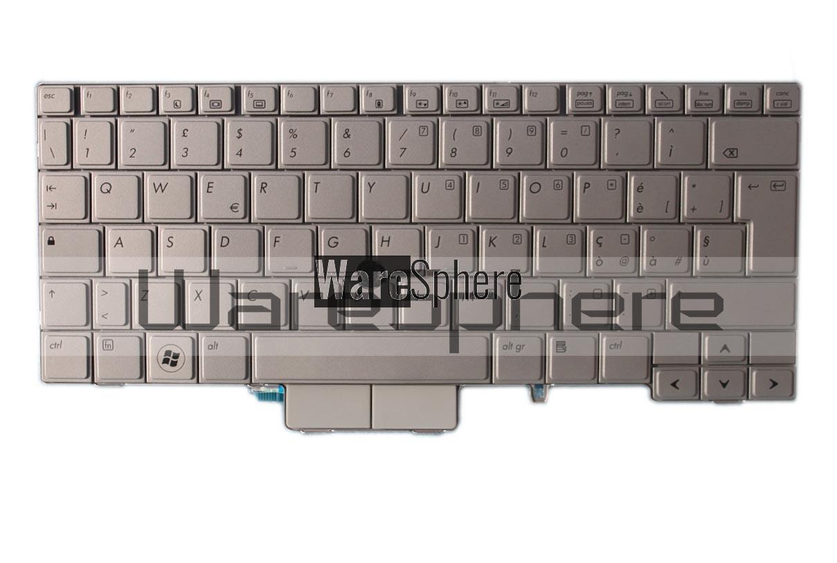 Keyboard for HP Elitebook 2740P Silver MP-09B66I06442 Italian