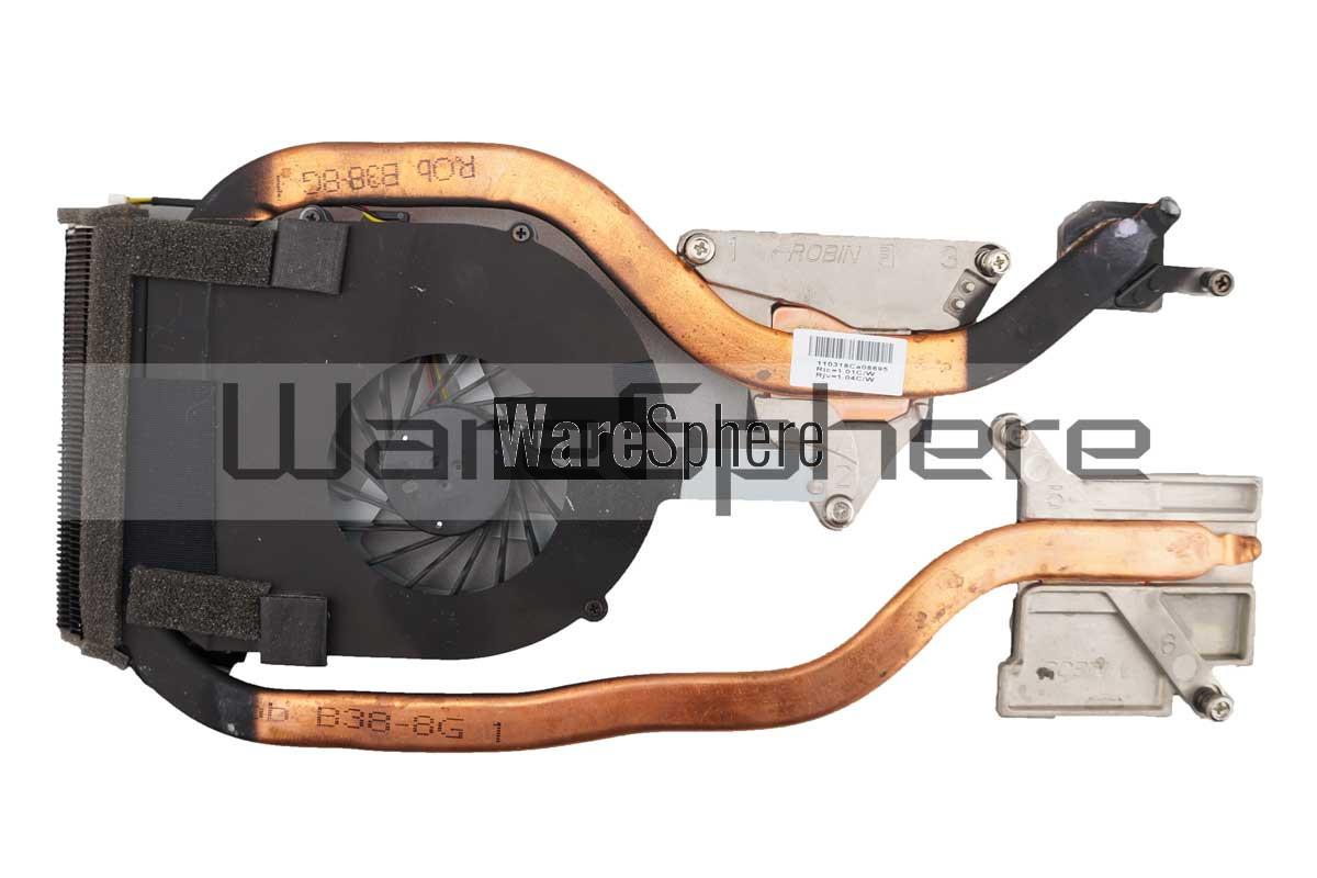 Heatsink and Fan of Acer 7741 7741Z 7741G 60.4HN23.001