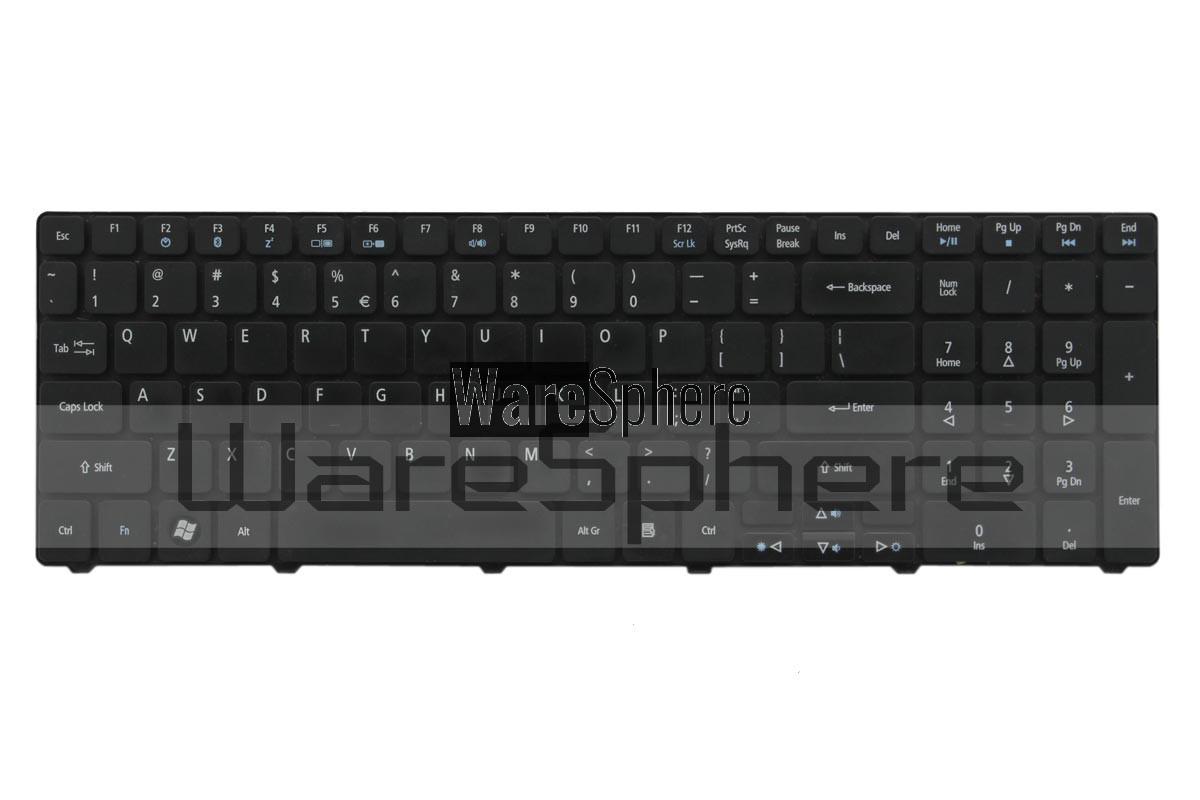 acer aspire 5738 5742 keyboard black